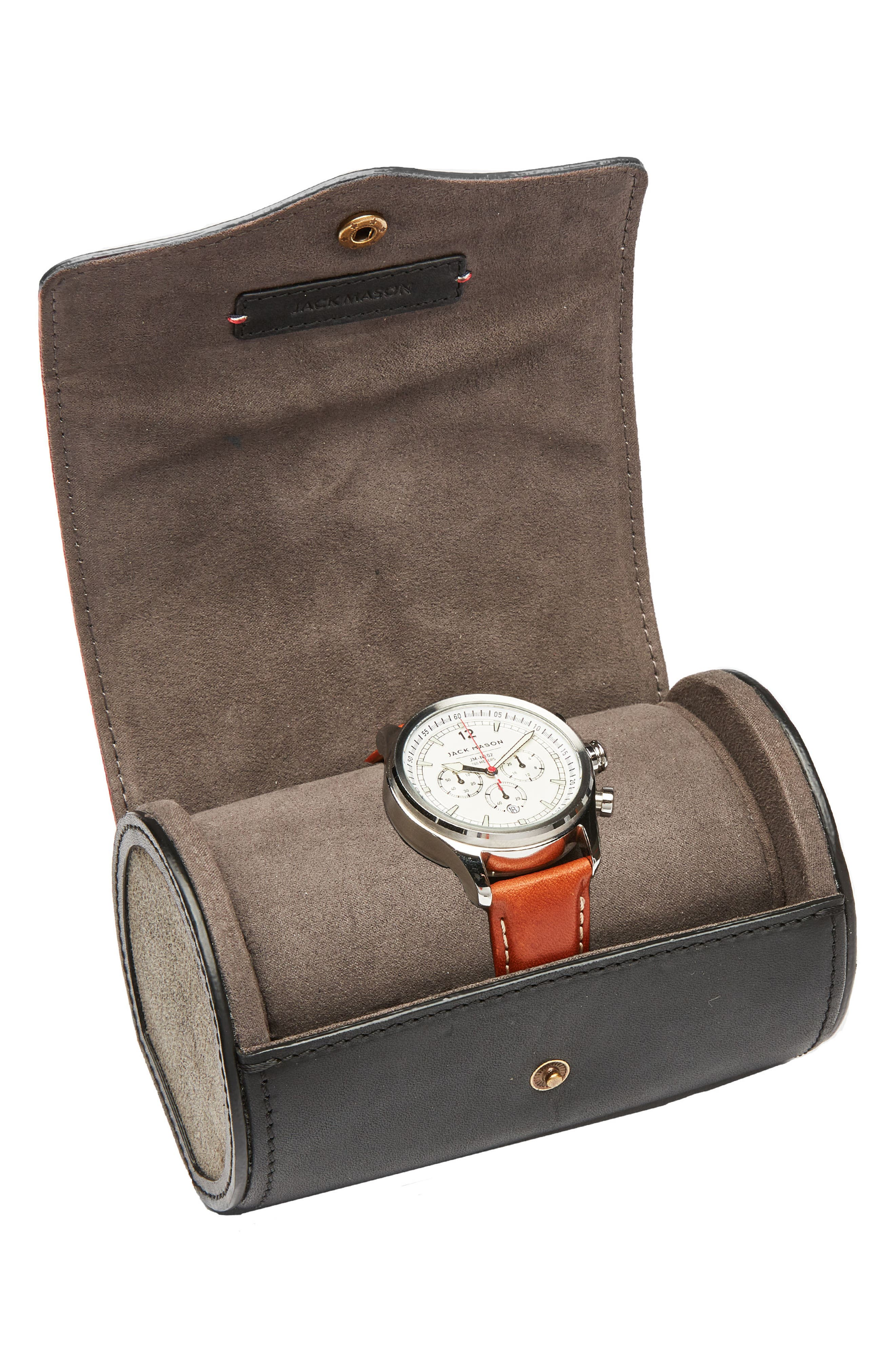 Watch Roll Case,                             Alternate thumbnail 2, color,                             001