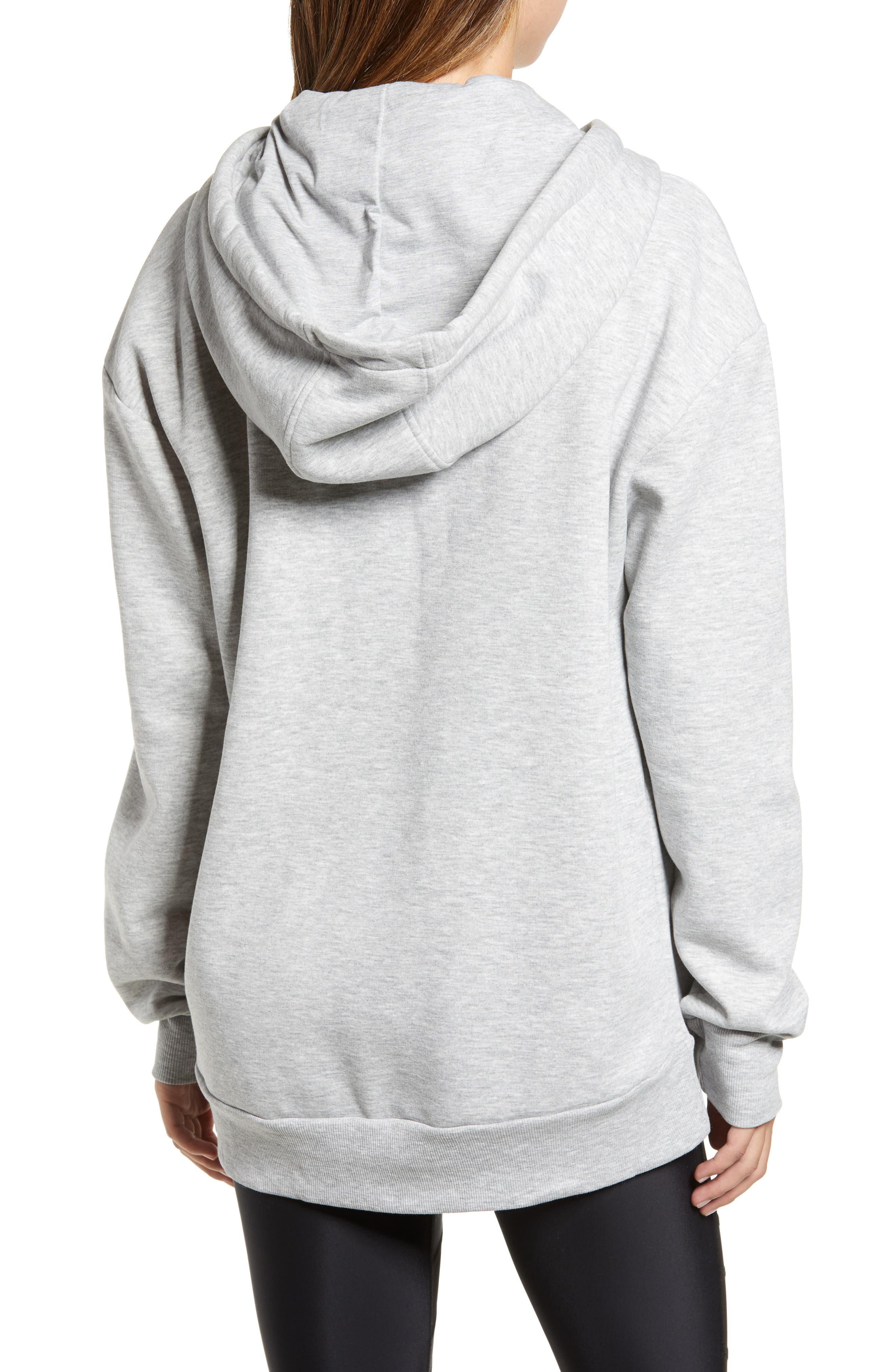 Layer Logo Graphic Hoodie,                             Alternate thumbnail 2, color,                             020