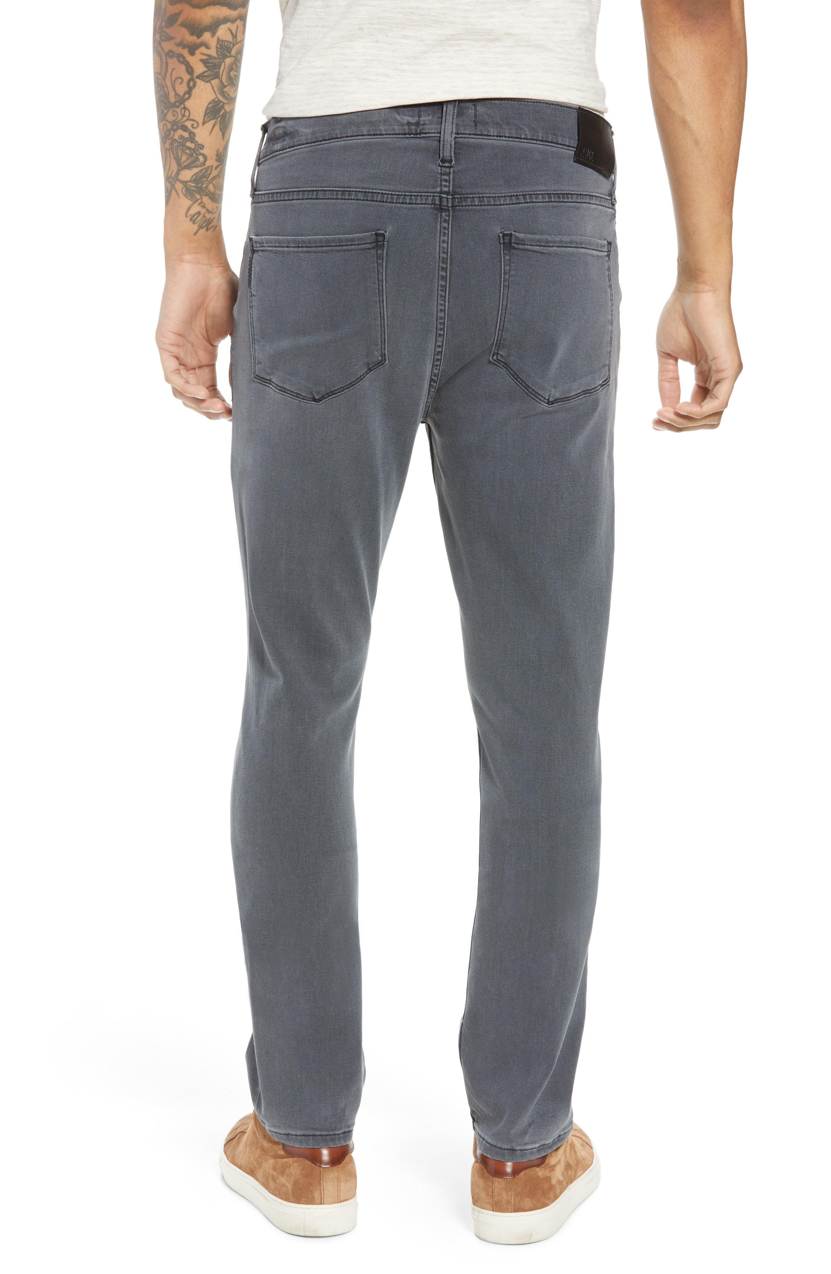 Federal Slim Straight Leg Jeans,                             Alternate thumbnail 2, color,                             020