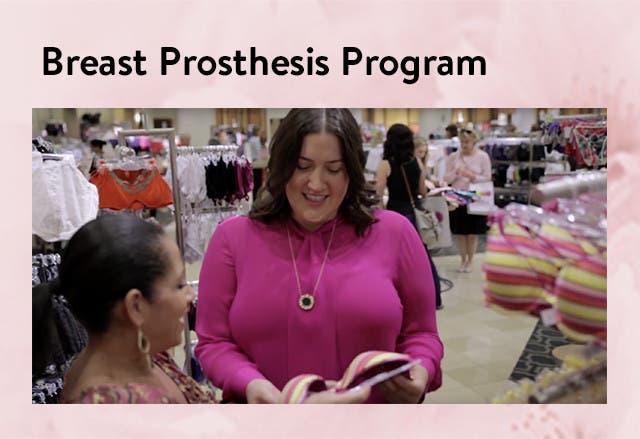 Breast Prosthesis Program | Nordstrom