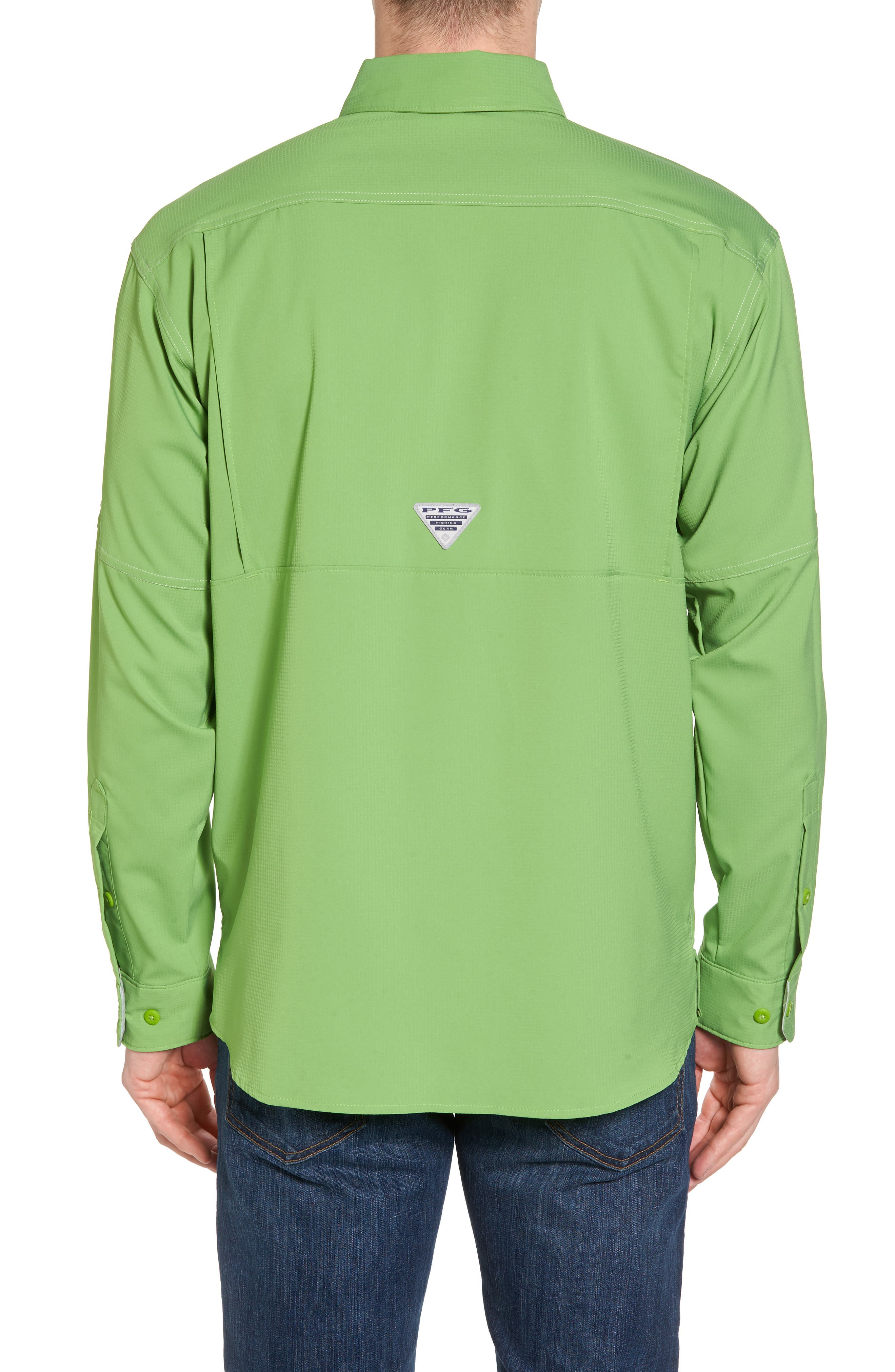 Low Drag Offshore Woven Shirt,                             Alternate thumbnail 13, color,