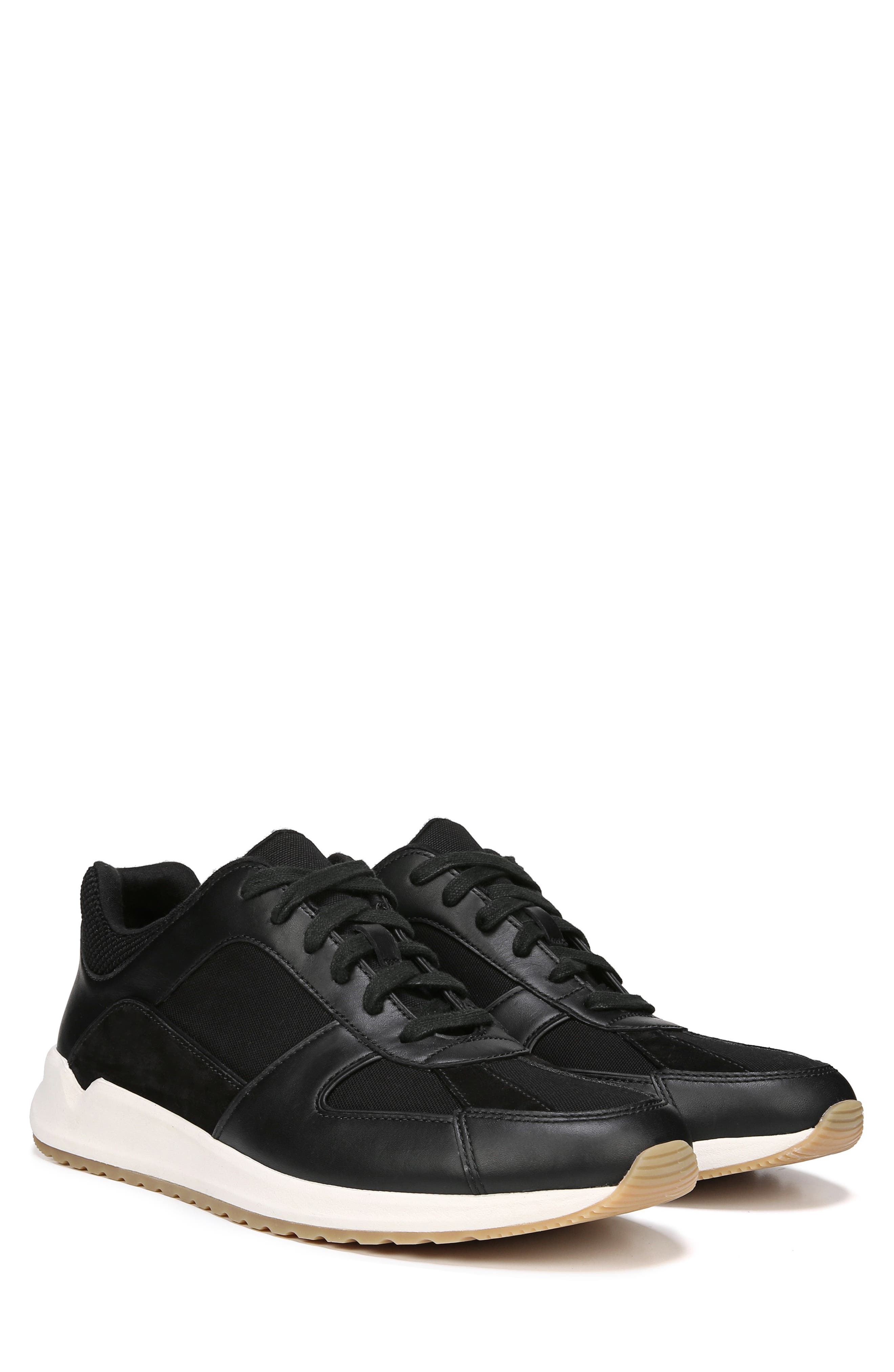 Griffin Sneaker,                             Alternate thumbnail 8, color,                             BLACK/ MADDOX