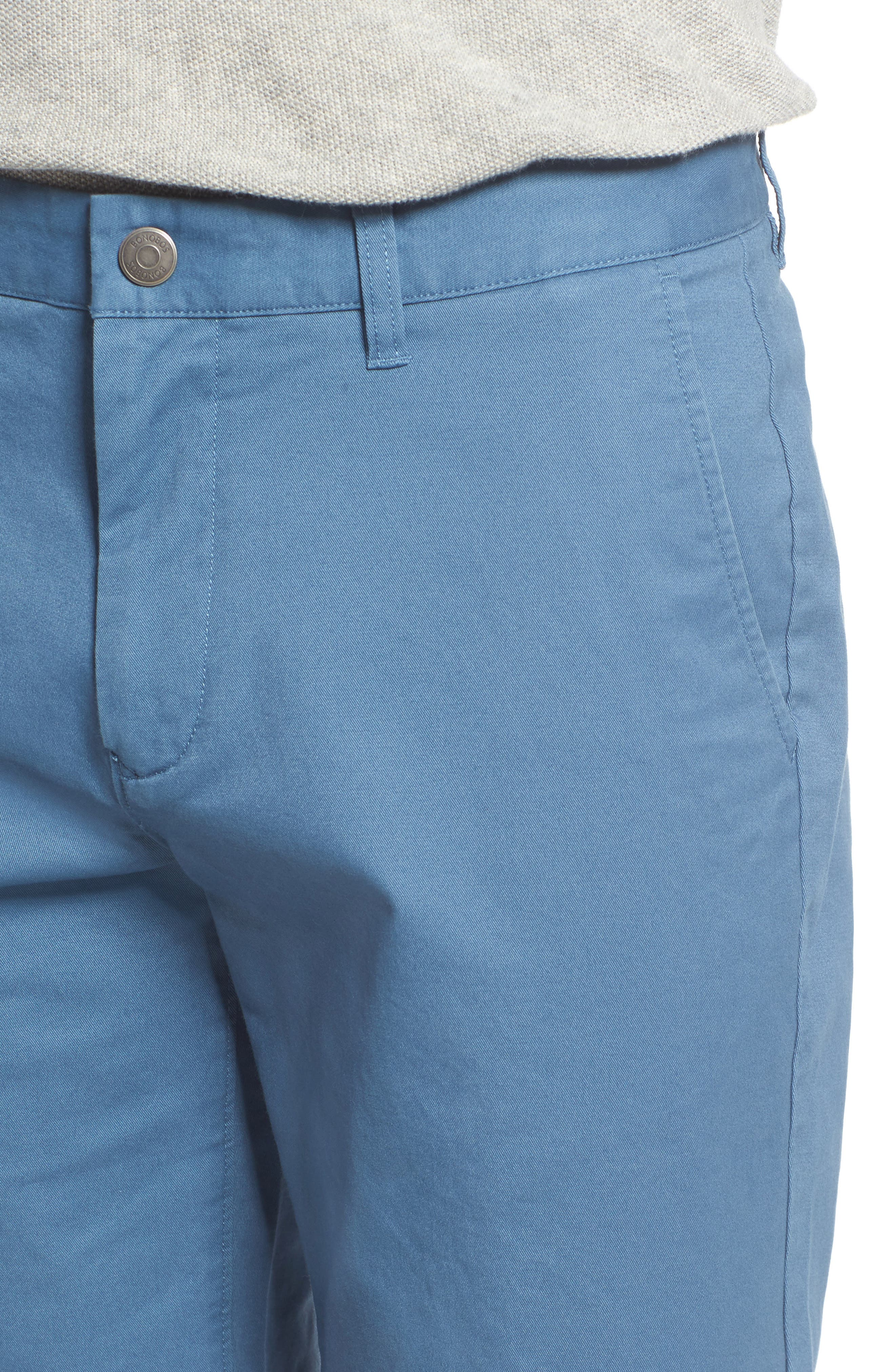 Stretch Washed Chino 11-Inch Shorts,                             Alternate thumbnail 83, color,