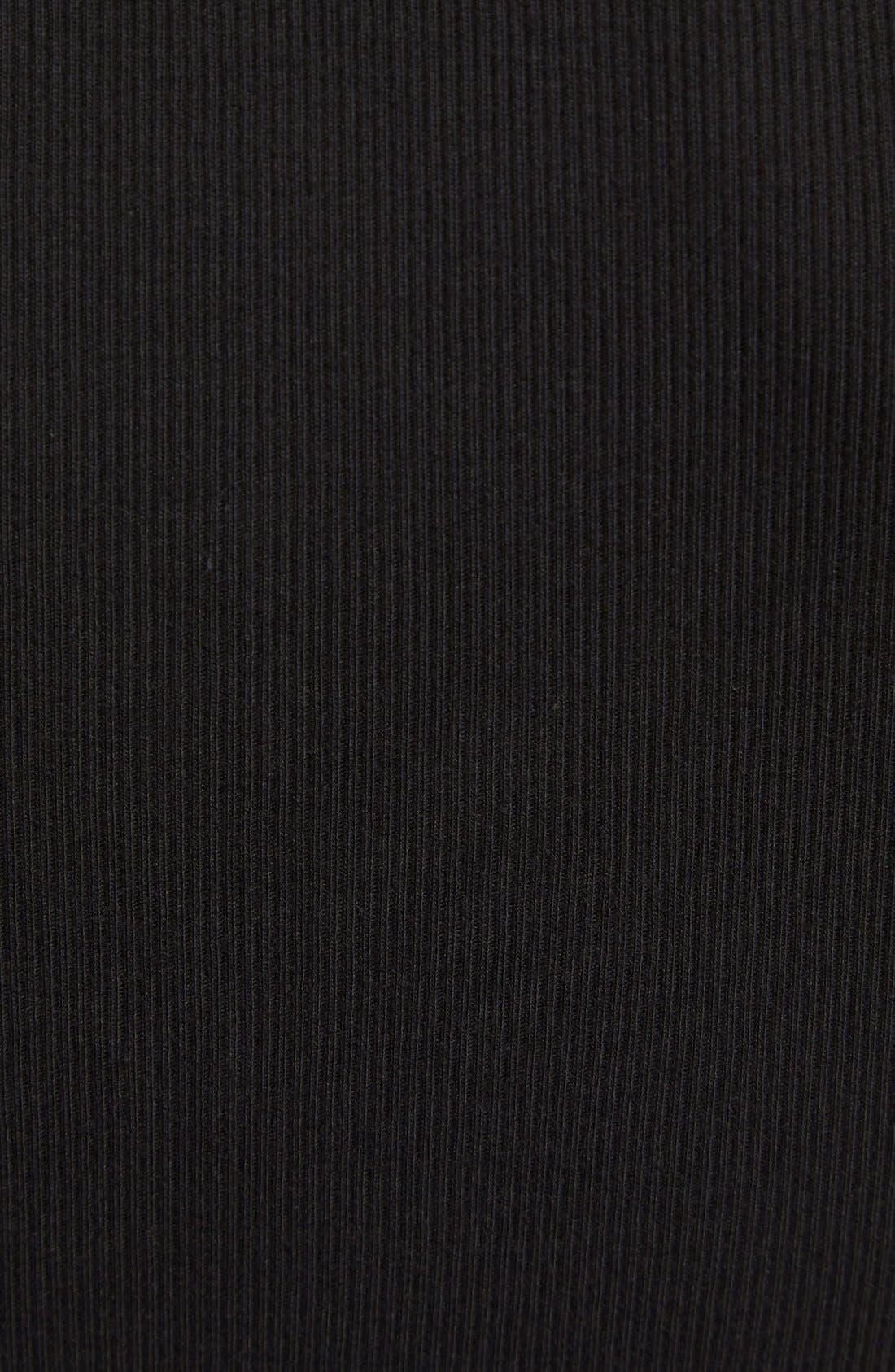 Classic Fit 3-Pack Cotton Tank Top,                             Alternate thumbnail 3, color,                             Black