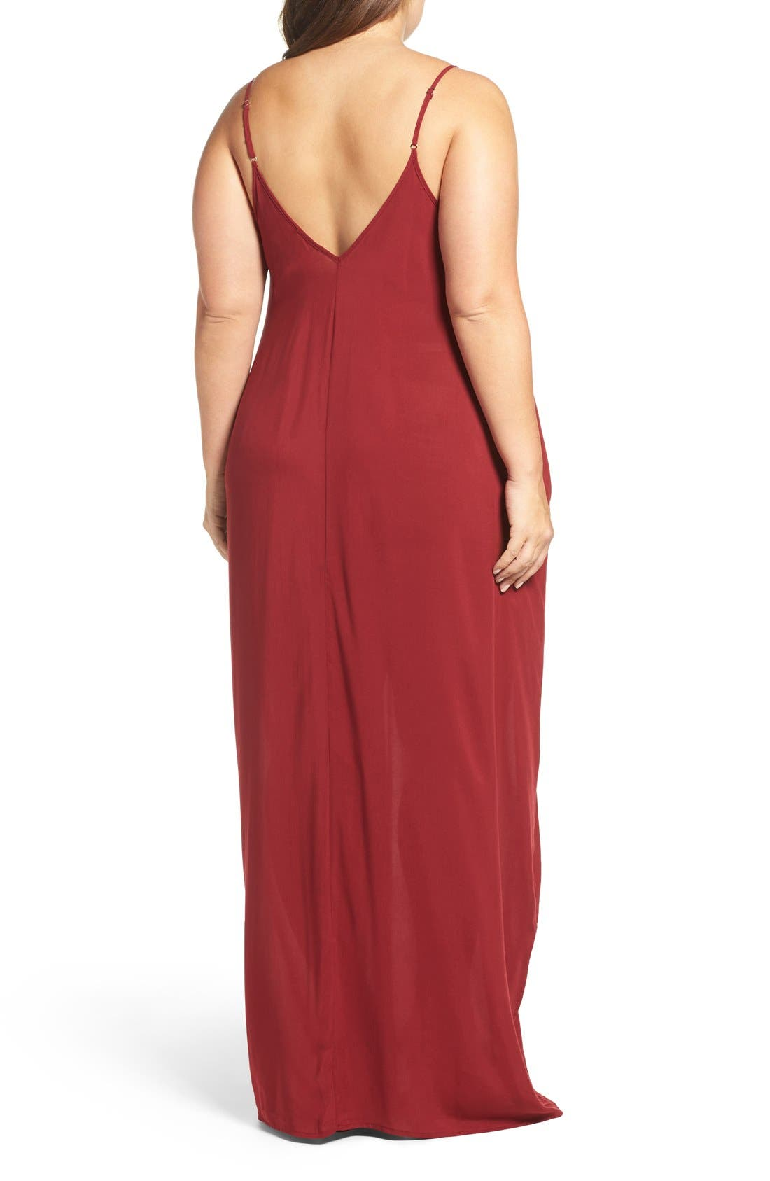 Cover-Up Maxi Dress,                             Alternate thumbnail 40, color,