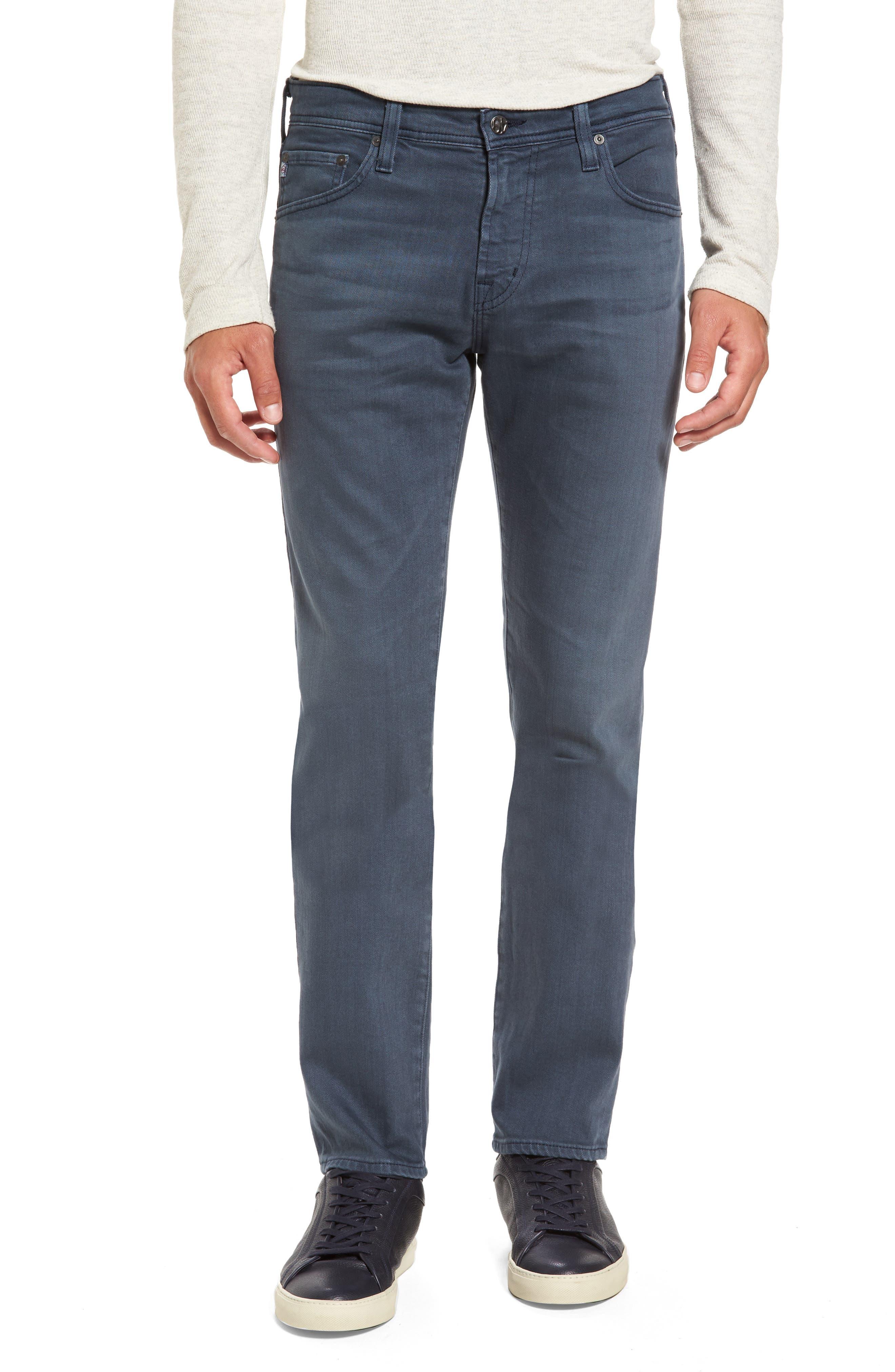 Tellis Slim Fit Jeans,                         Main,                         color, 425