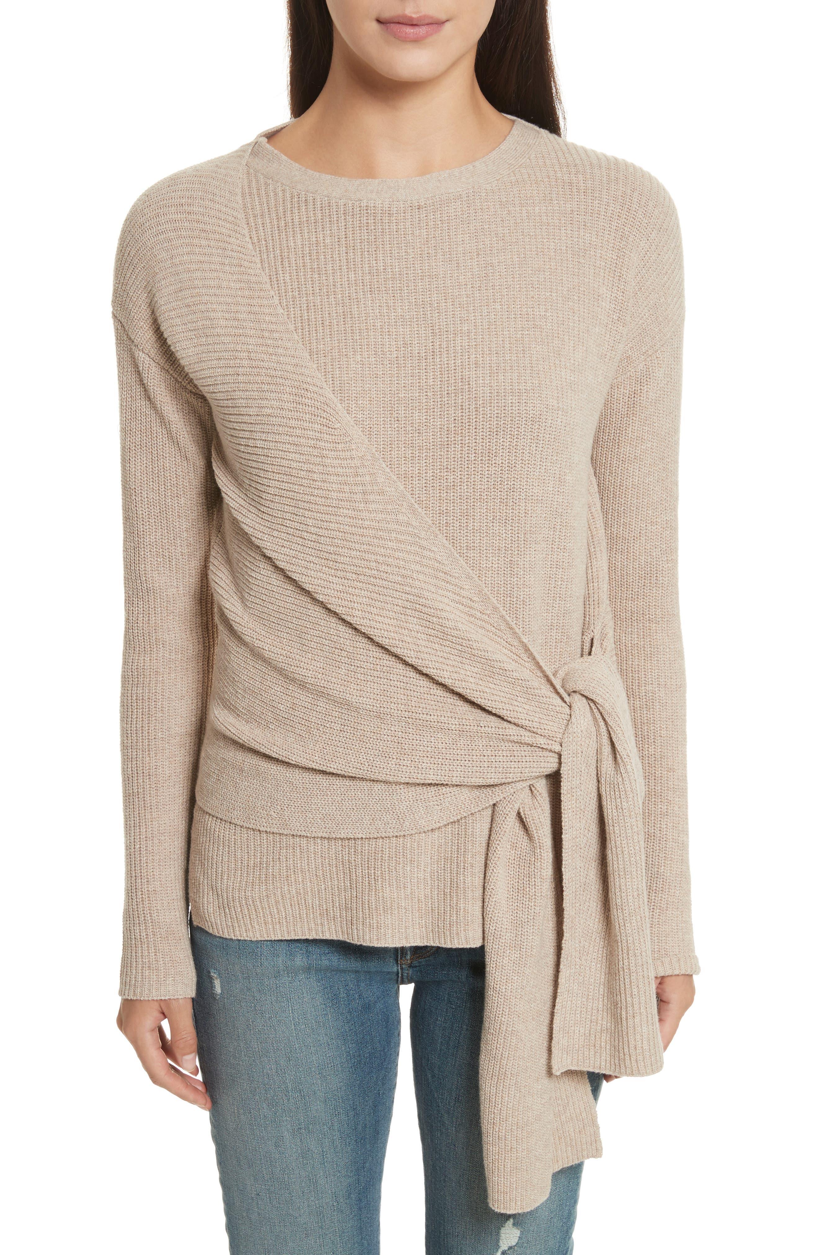 Greys Wrap Sweater,                         Main,                         color, 270