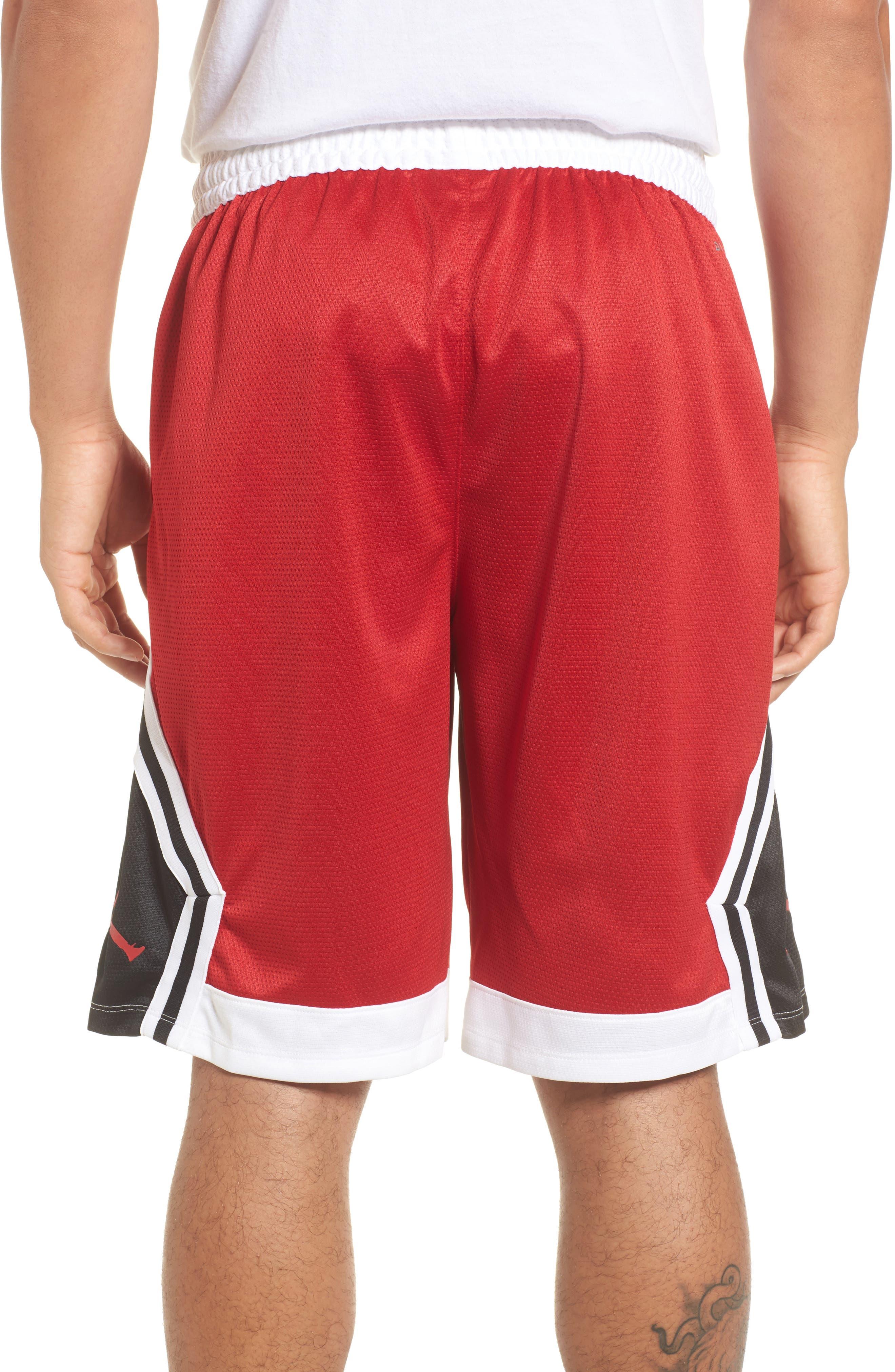 Sportswear Rise Diamond Shorts,                             Alternate thumbnail 12, color,