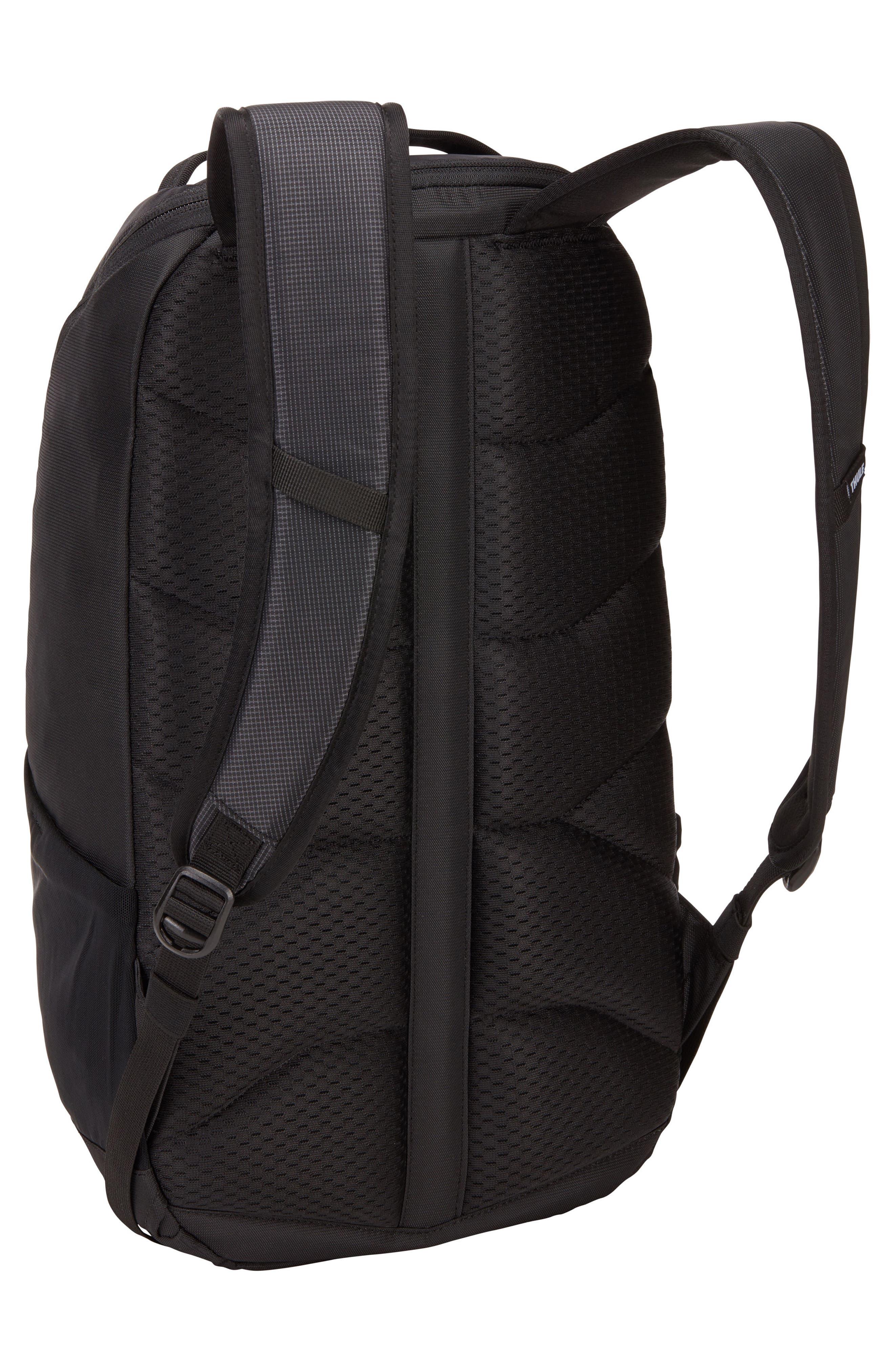 EnRoute Backpack,                             Alternate thumbnail 2, color,                             BLACK