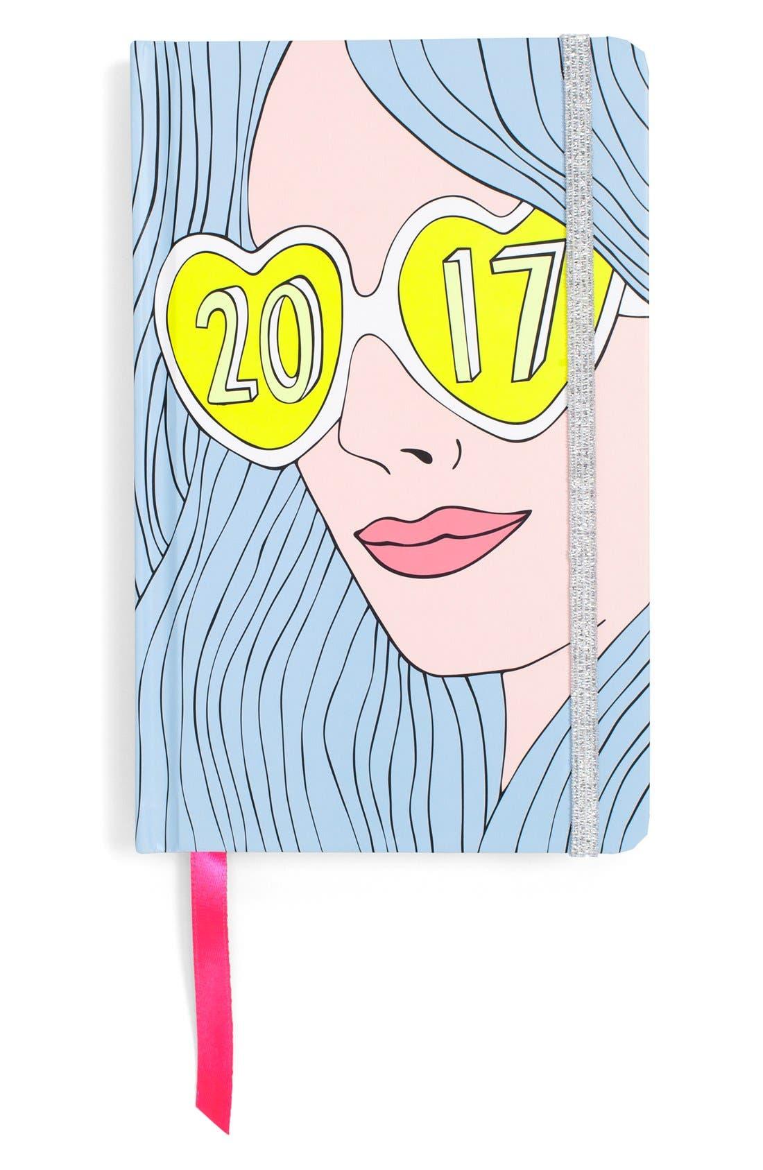 BAN.DO,                             'Classic' Hardcover 17-Month Agenda,                             Main thumbnail 1, color,                             400