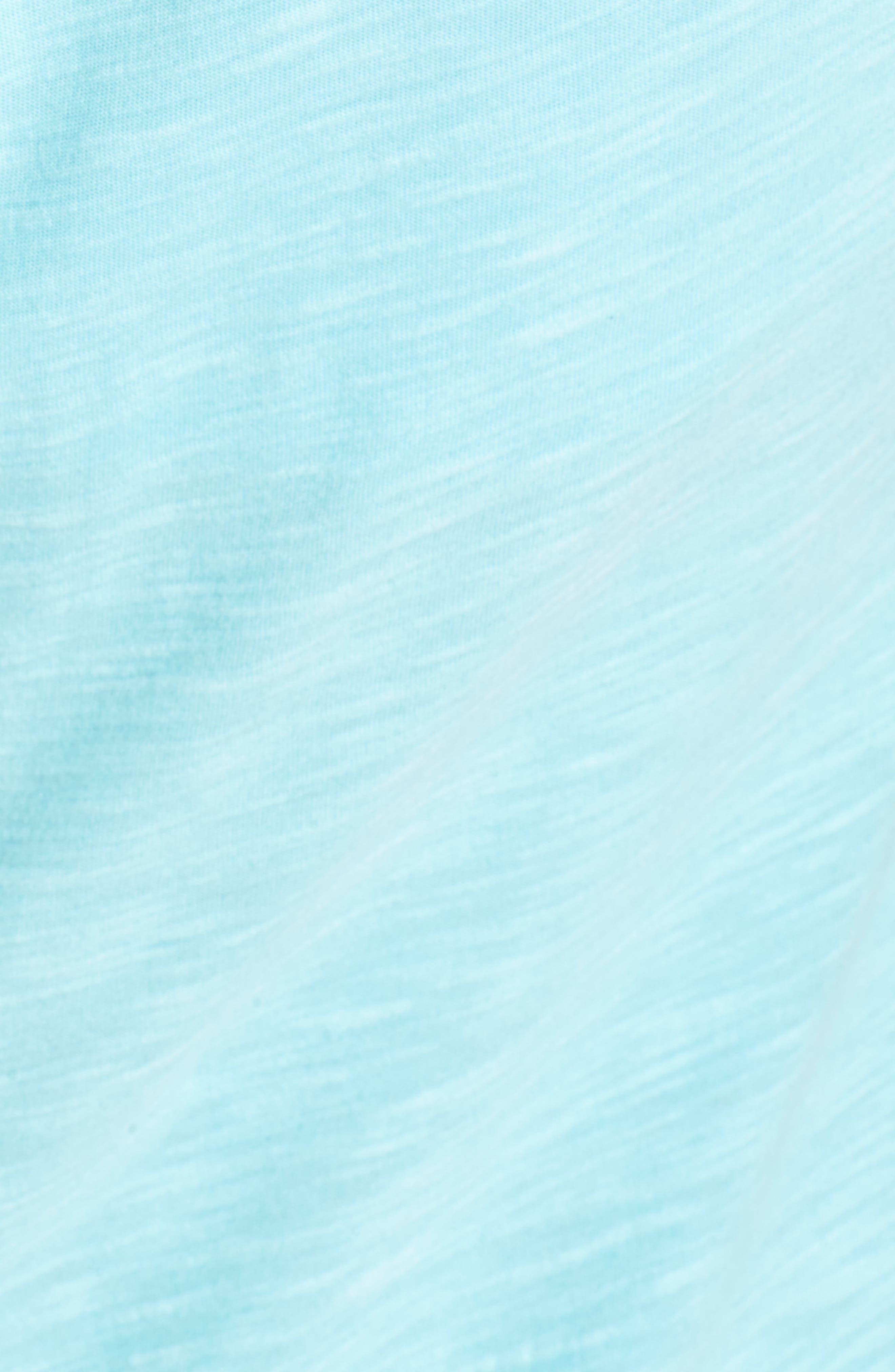Arden Shift Dress,                             Alternate thumbnail 5, color,                             BLUE RADIANCE