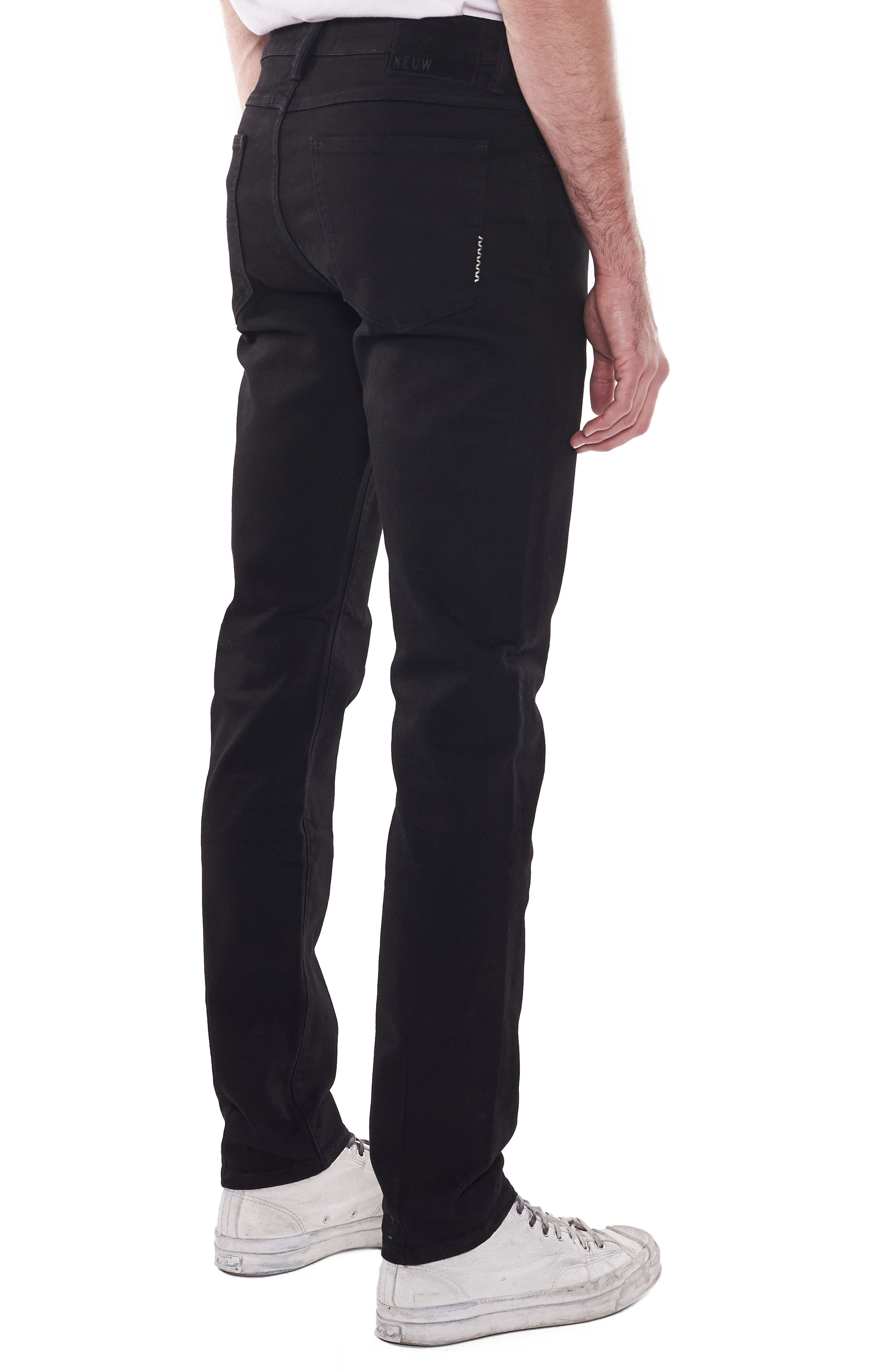 Iggy Skinny Fit Jeans,                             Alternate thumbnail 2, color,                             PERFECTO