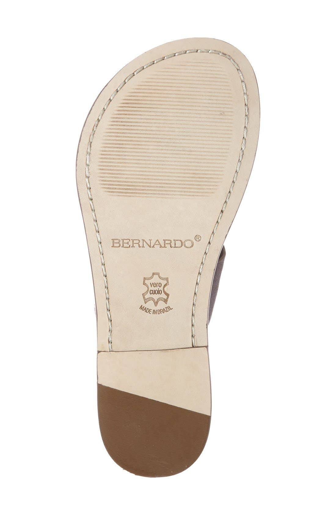 Bernardo Monica Thong Sandal,                             Alternate thumbnail 41, color,