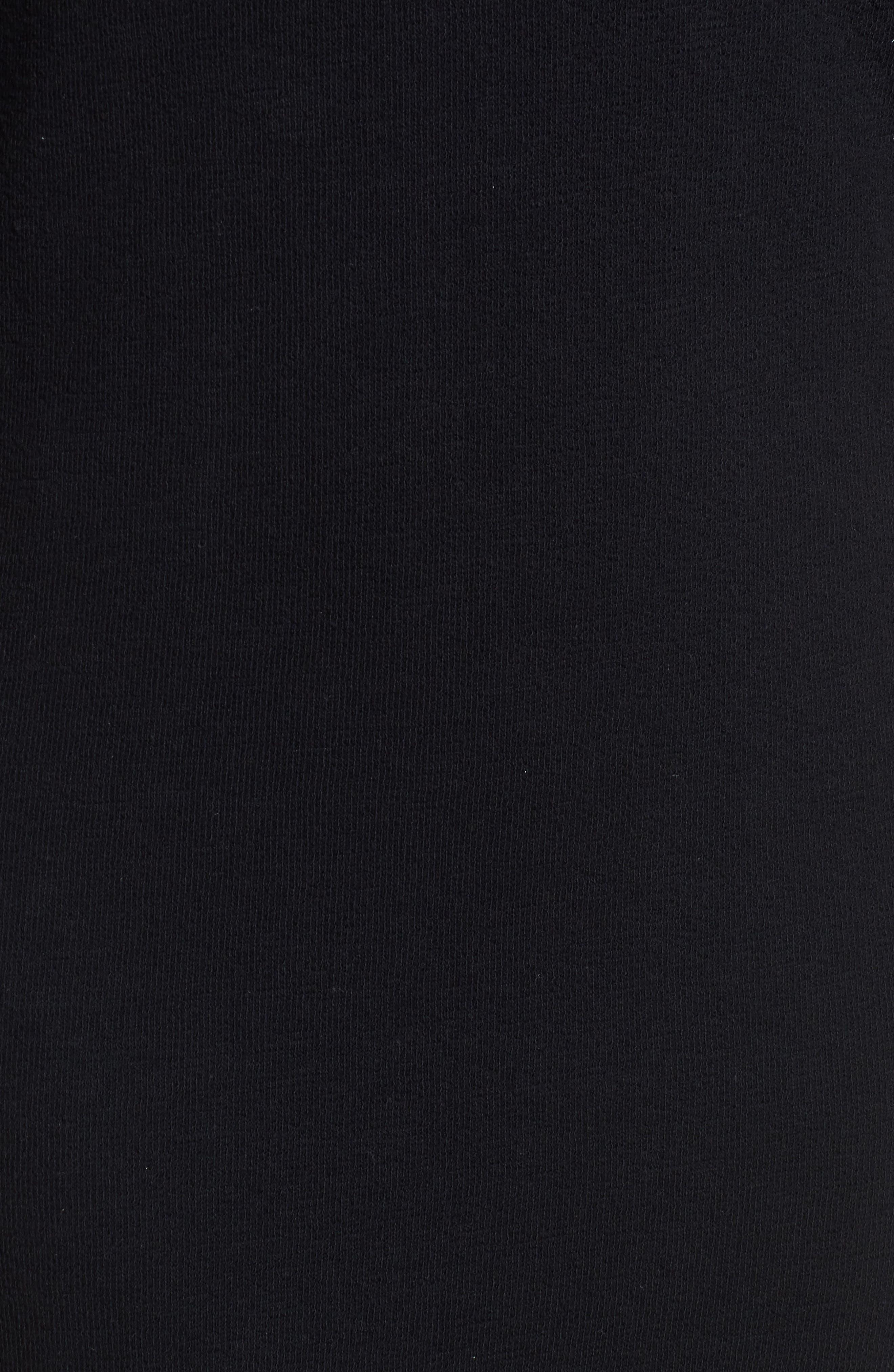 Ruffle Sleeve Knit Dress,                             Alternate thumbnail 13, color,