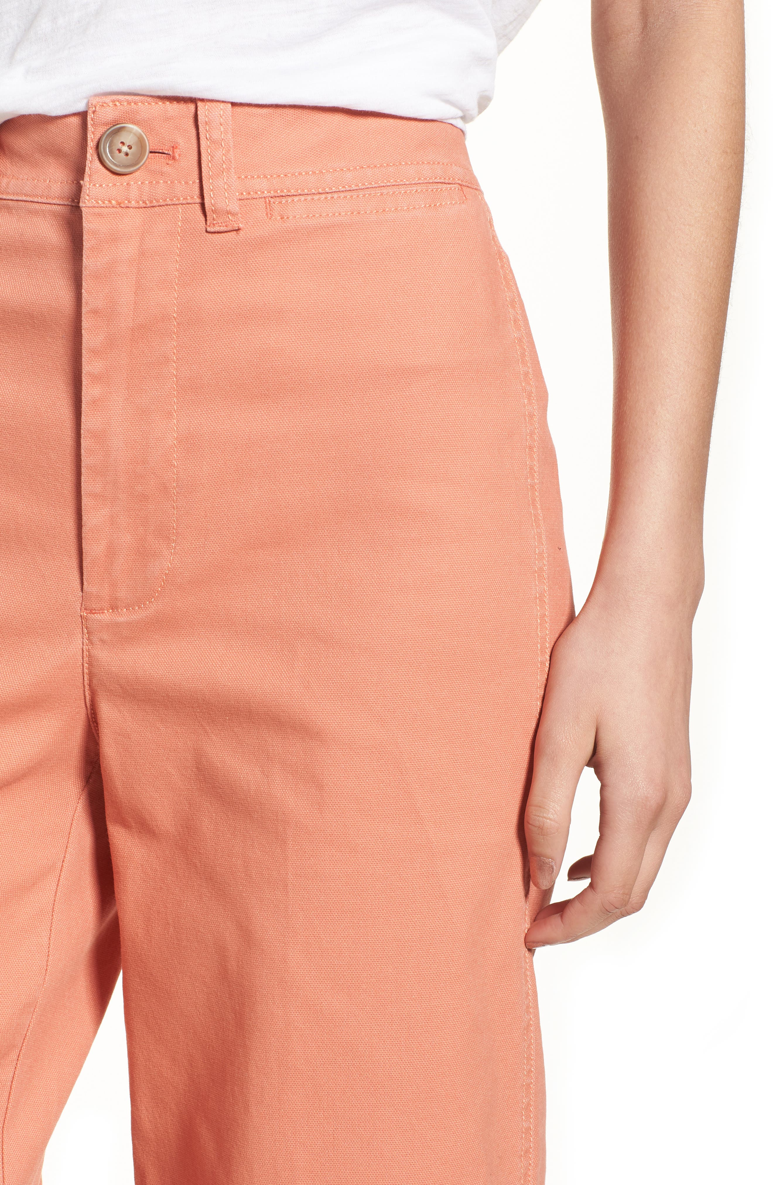 Emmett Crop Wide Leg Pants,                             Alternate thumbnail 15, color,
