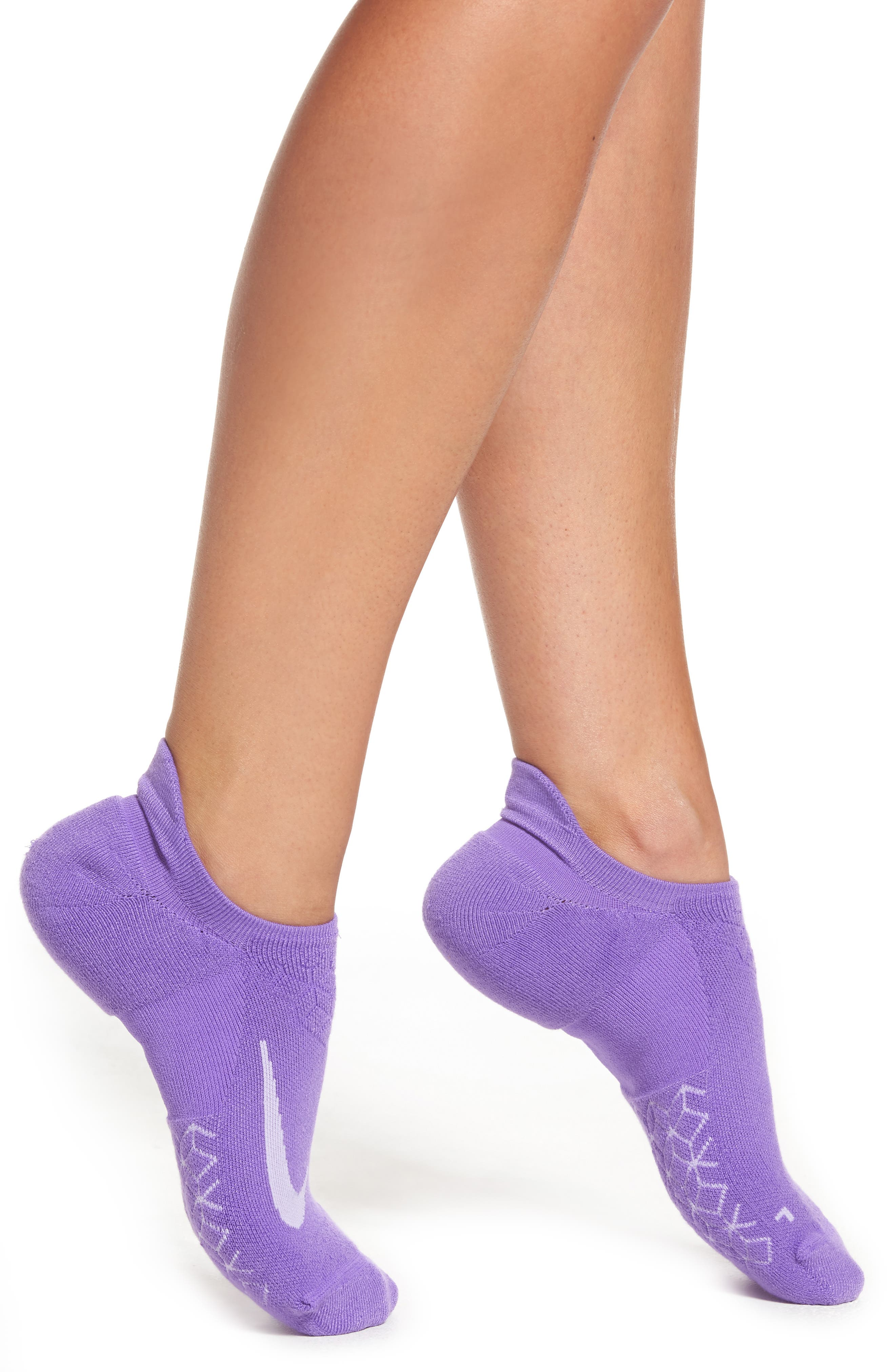 Elite No-Show Running Socks,                         Main,                         color, 560