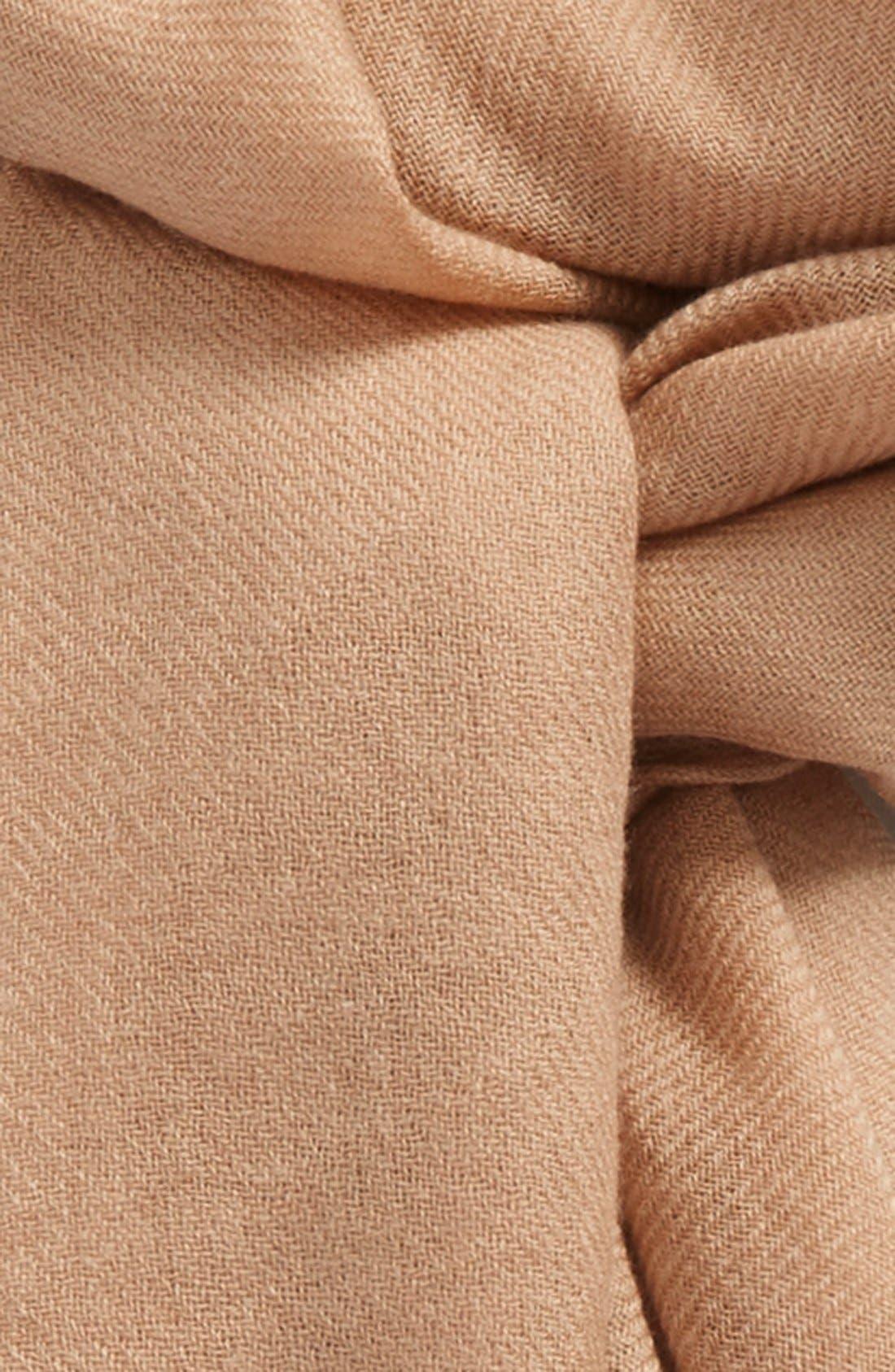 Wool & Cashmere Wrap,                             Alternate thumbnail 48, color,