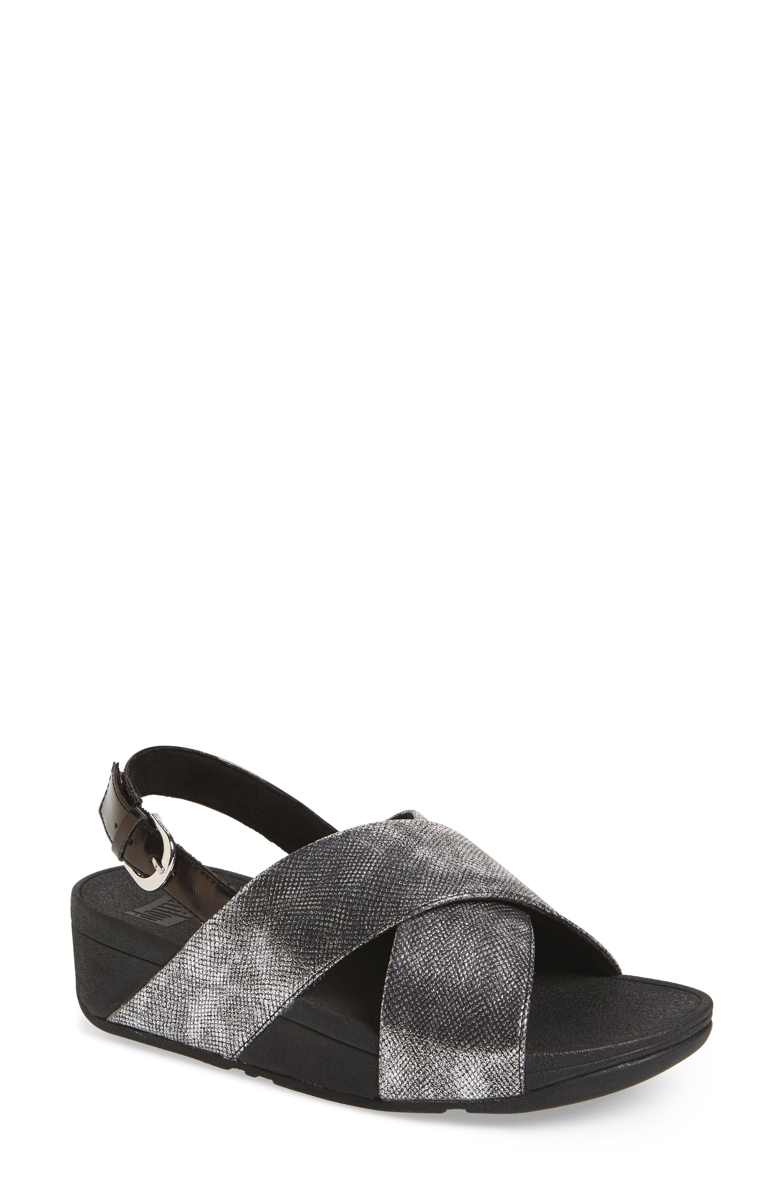 Fitflop Lulu Crisscross Sandal