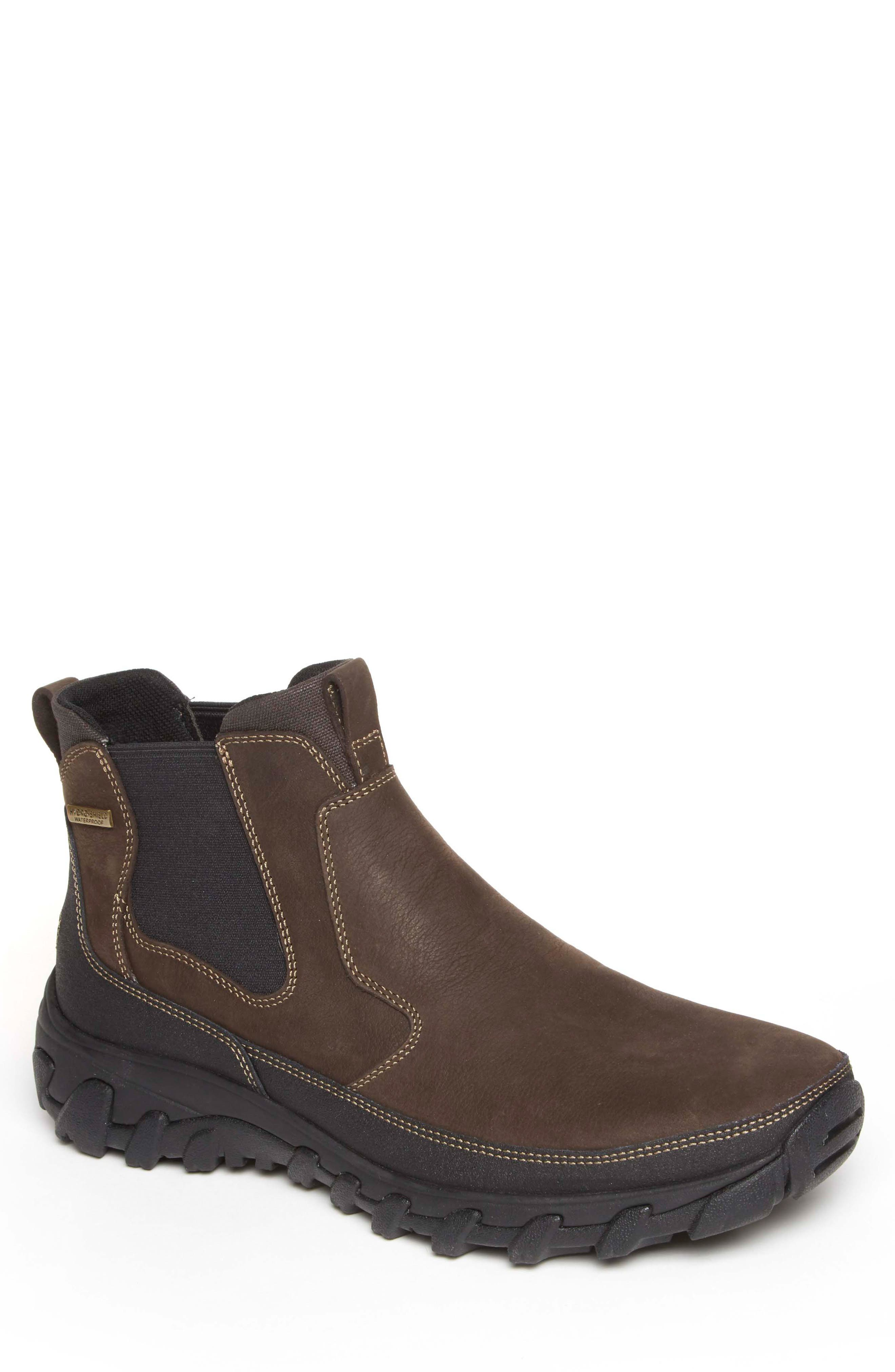 Rockport Cold Springs Plus Chelsea Boot W - Brown