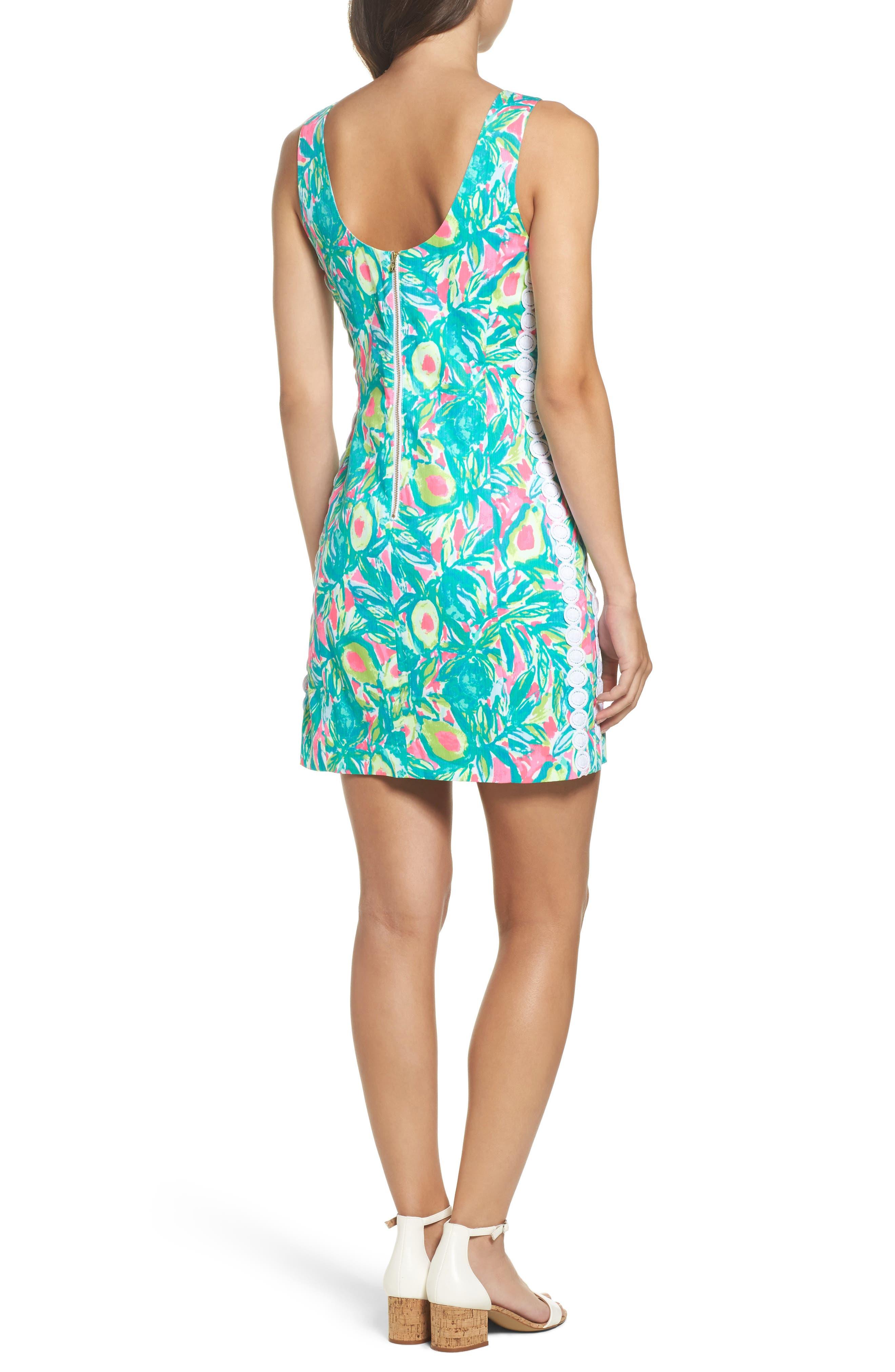 Mila Sheath Dress,                             Alternate thumbnail 2, color,                             697