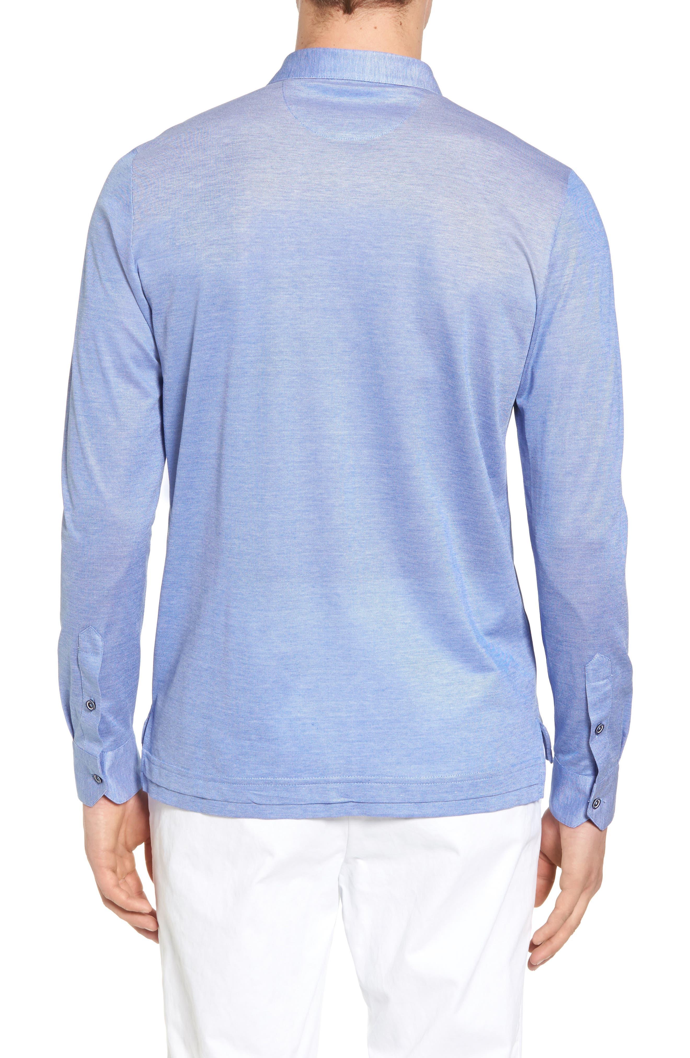 Knit Sport Shirt,                             Alternate thumbnail 2, color,