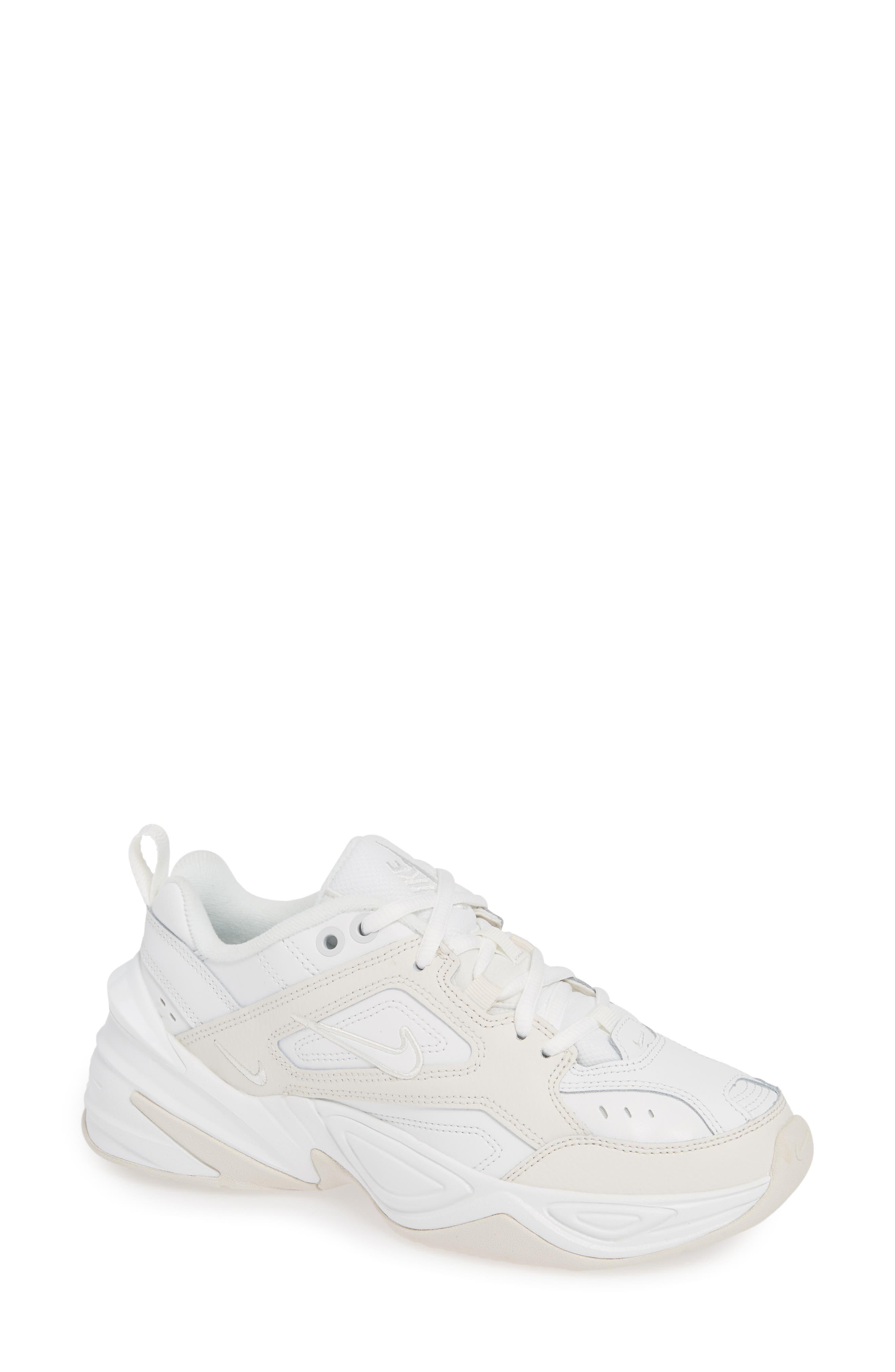 M2K Tekno Sneaker,                             Main thumbnail 1, color,                             WHITE