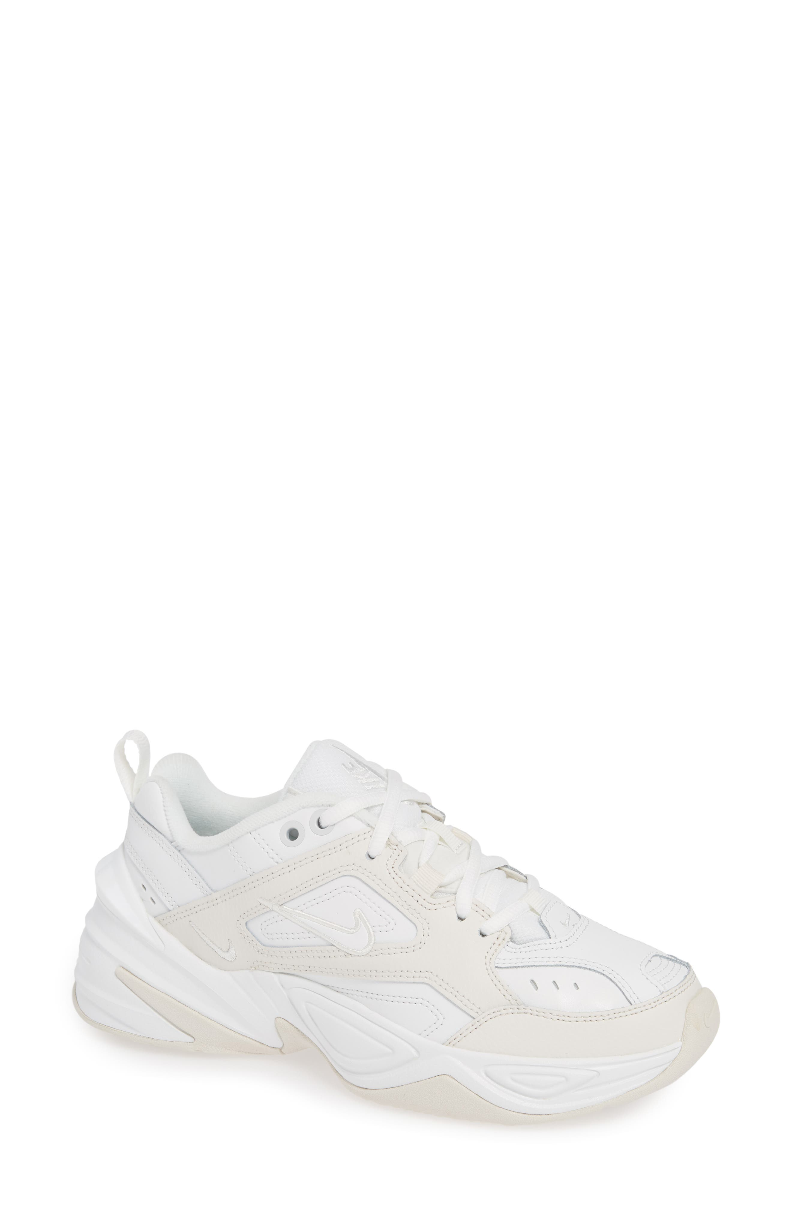 M2K Tekno Sneaker,                         Main,                         color, WHITE
