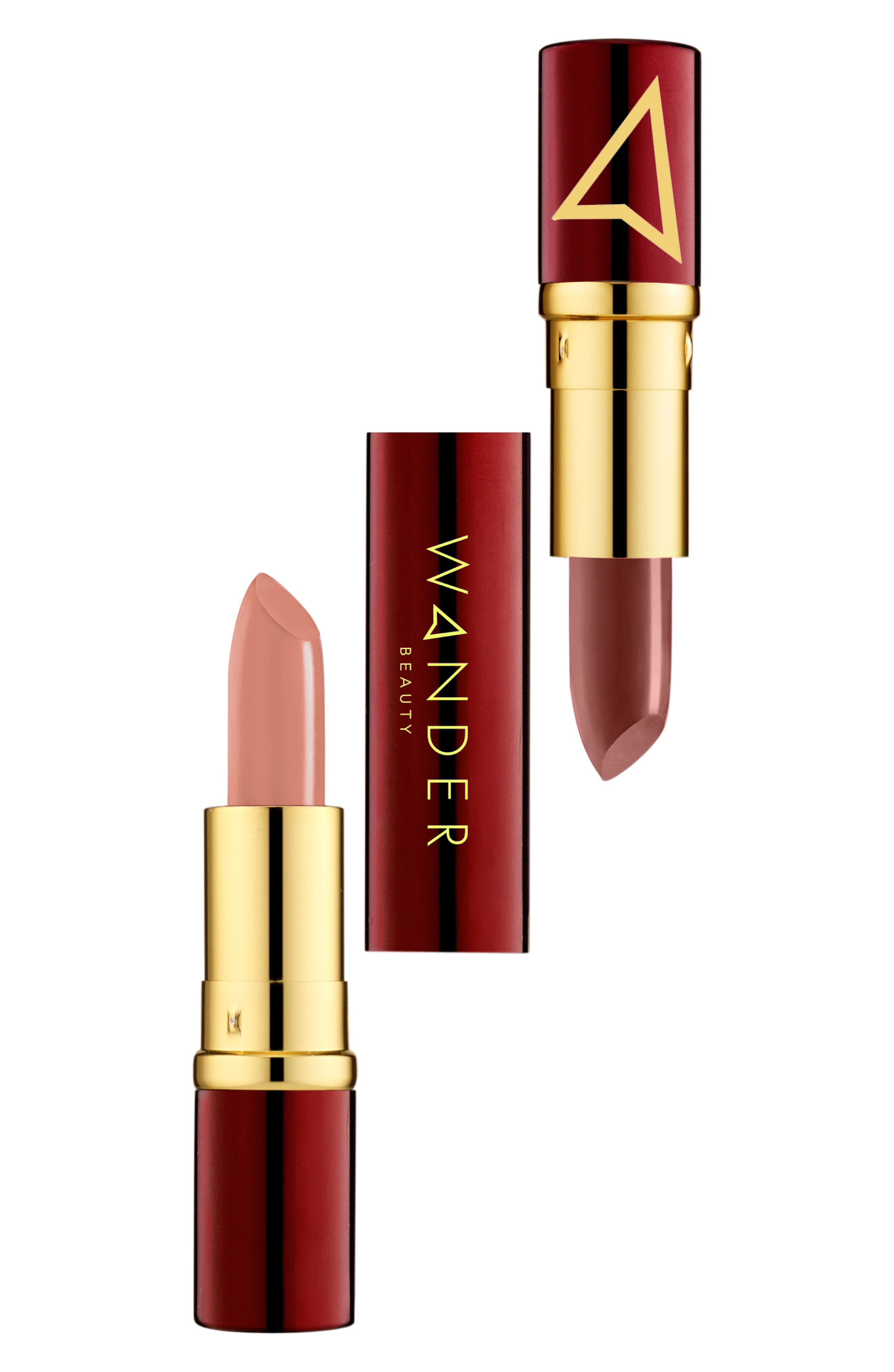 Wanderout Dual Lipstick,                             Main thumbnail 1, color,                             GIRL BOSS/MISS BEHAVE