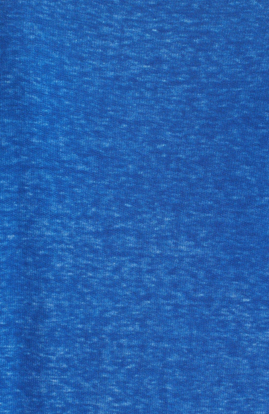 Washed Raglan Sleeve Sweatshirt,                             Alternate thumbnail 11, color,
