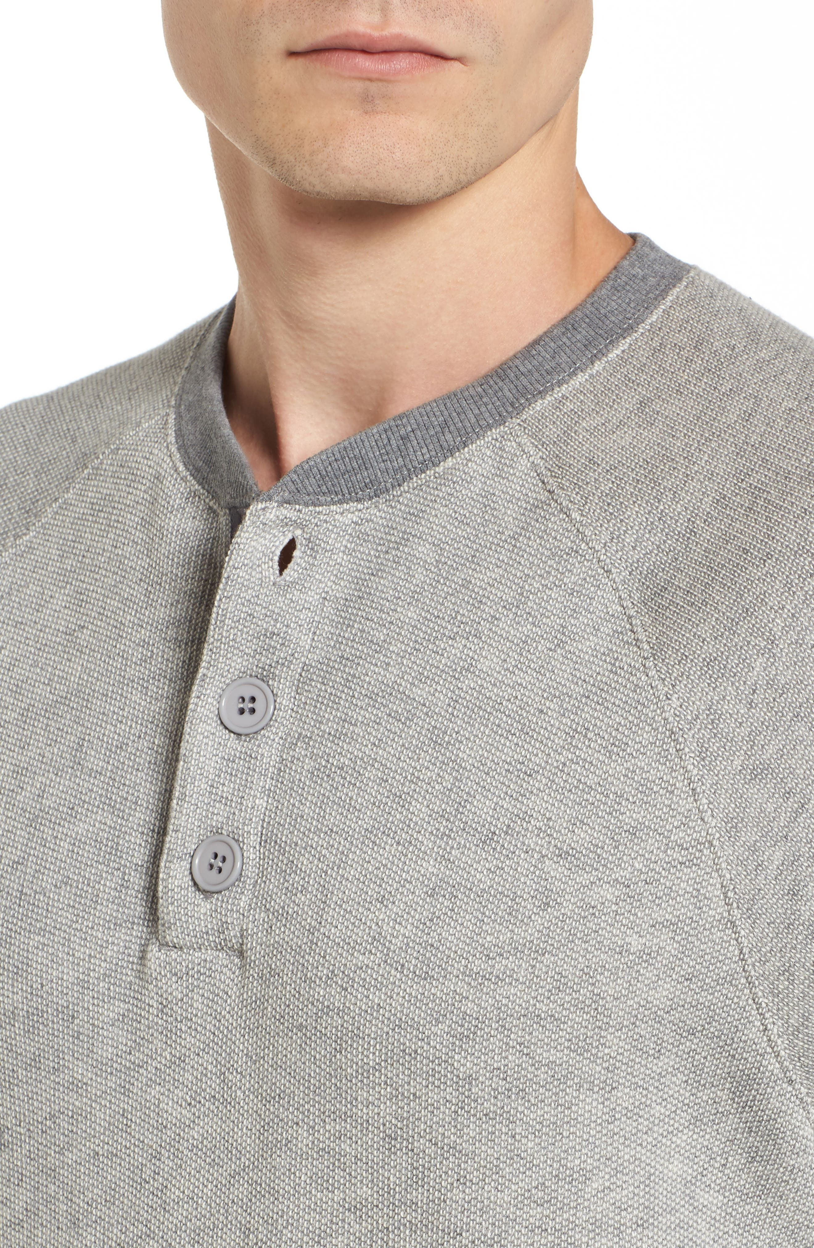 Capo Henley Pullover,                             Alternate thumbnail 4, color,                             051