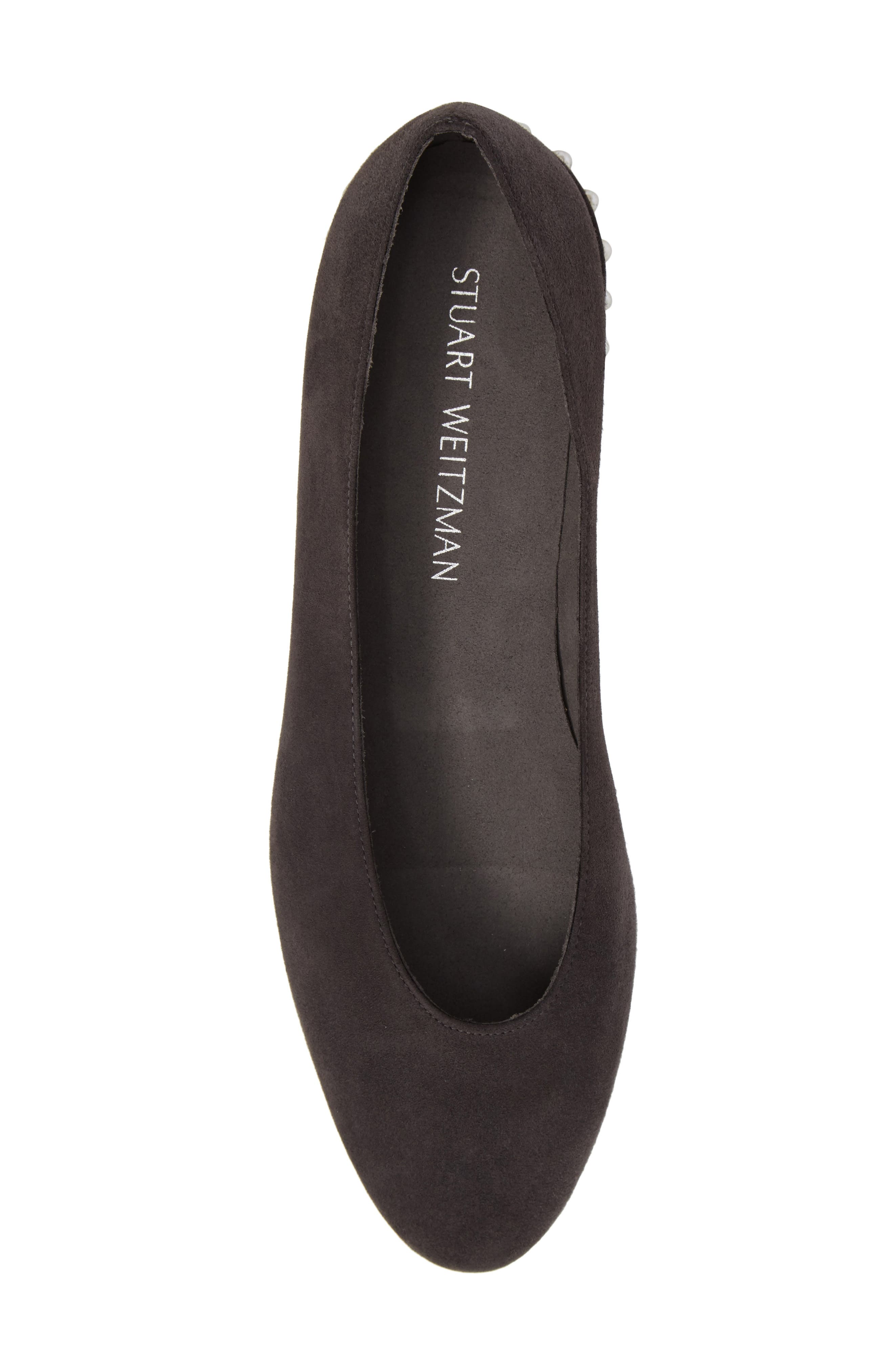 Chicpearl Ballet Flat,                             Alternate thumbnail 5, color,                             020