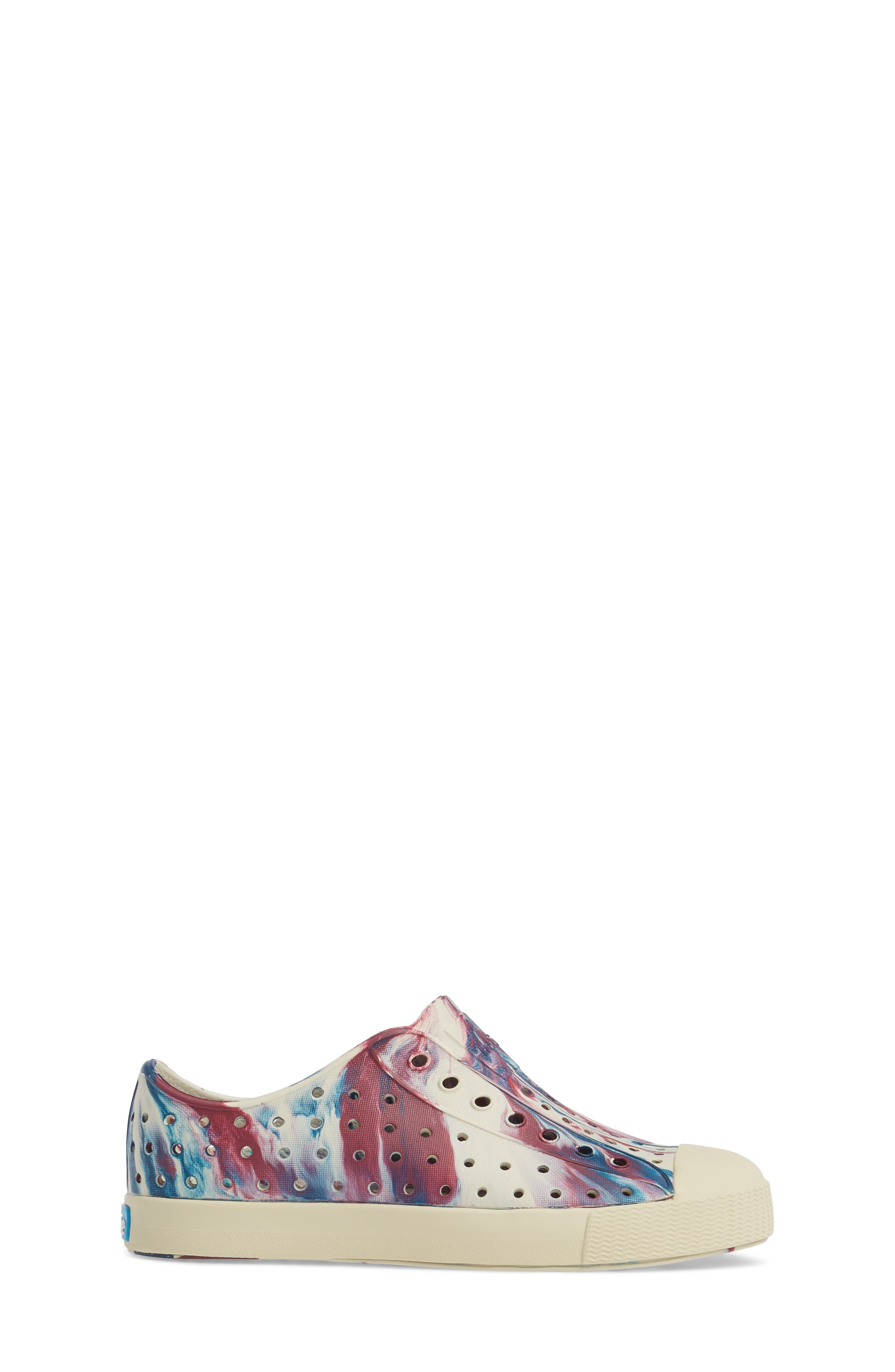 Jefferson - Marbled Perforated Slip-On,                             Alternate thumbnail 59, color,