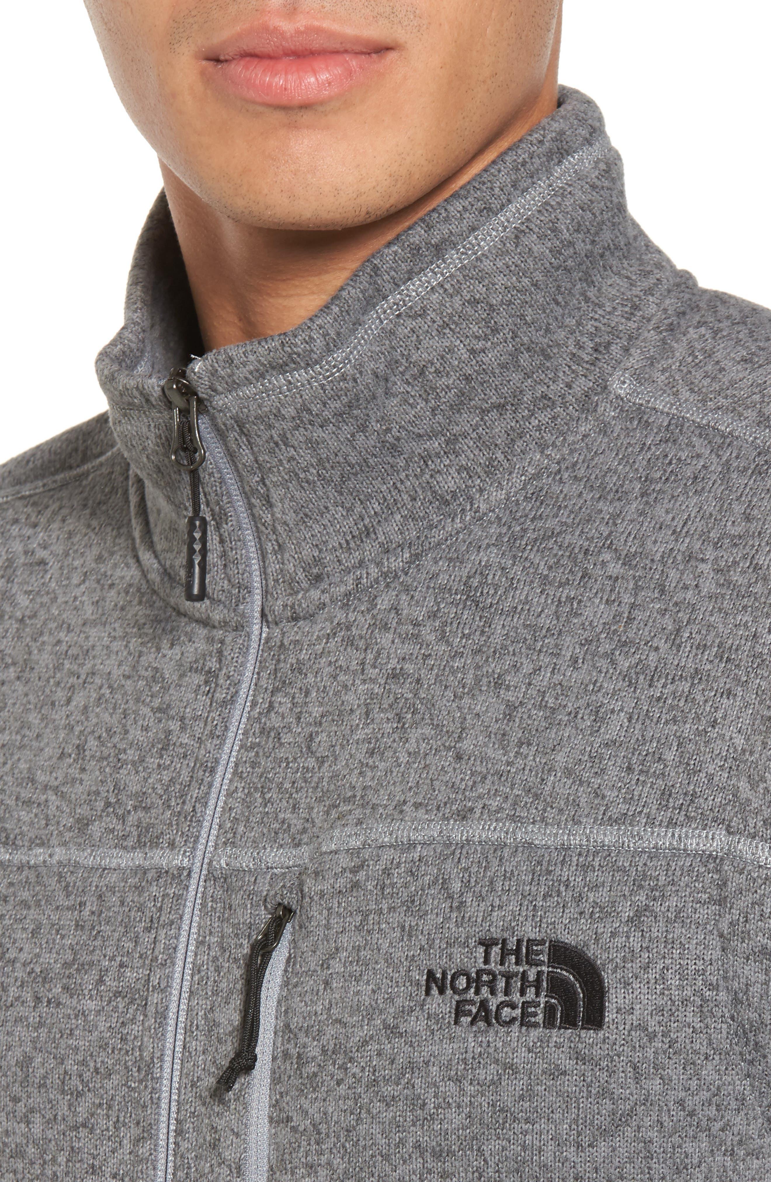 Gordon Lyons Zip Fleece Vest,                             Alternate thumbnail 17, color,