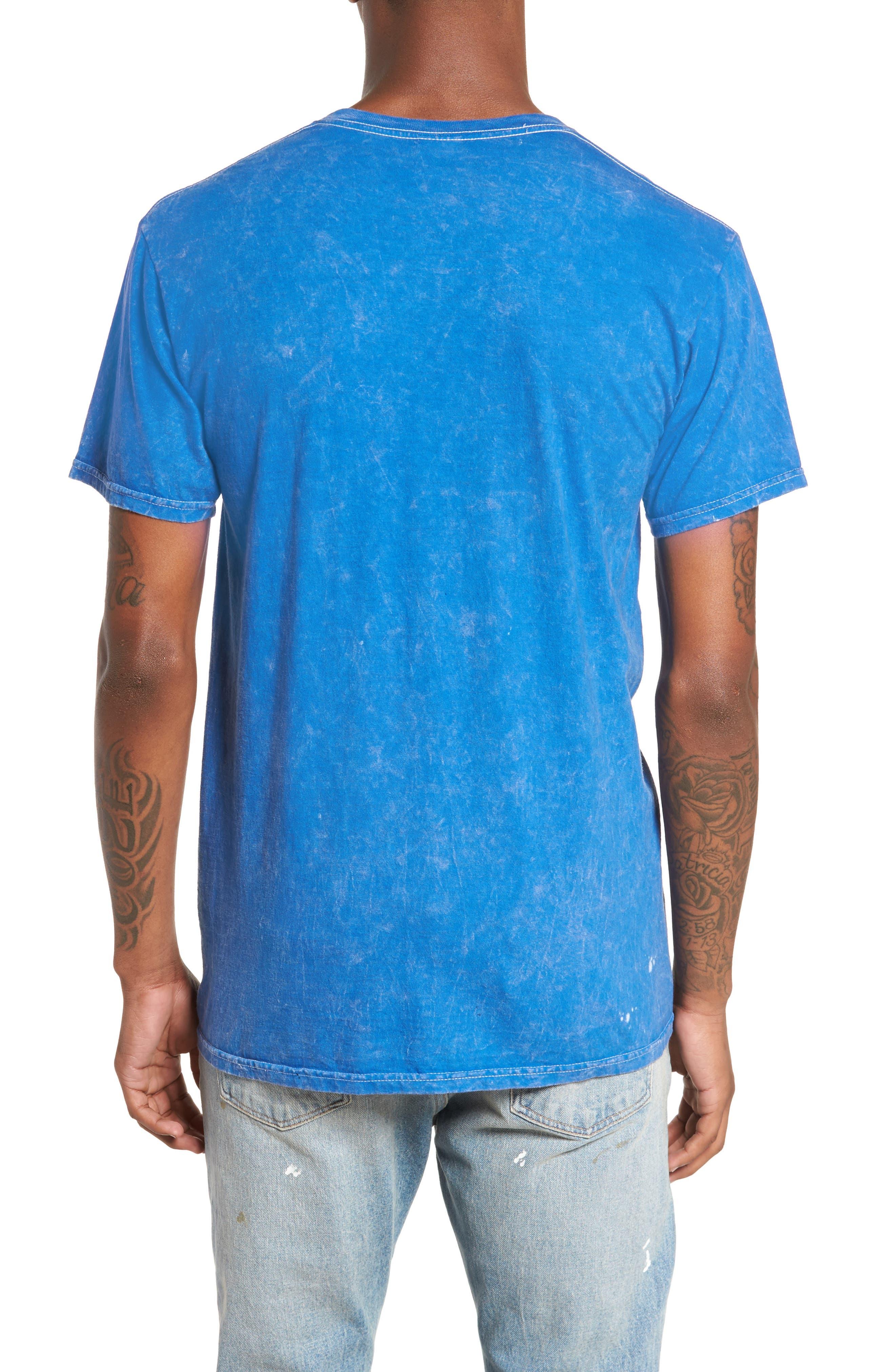 Rush Starman T-Shirt,                             Alternate thumbnail 2, color,