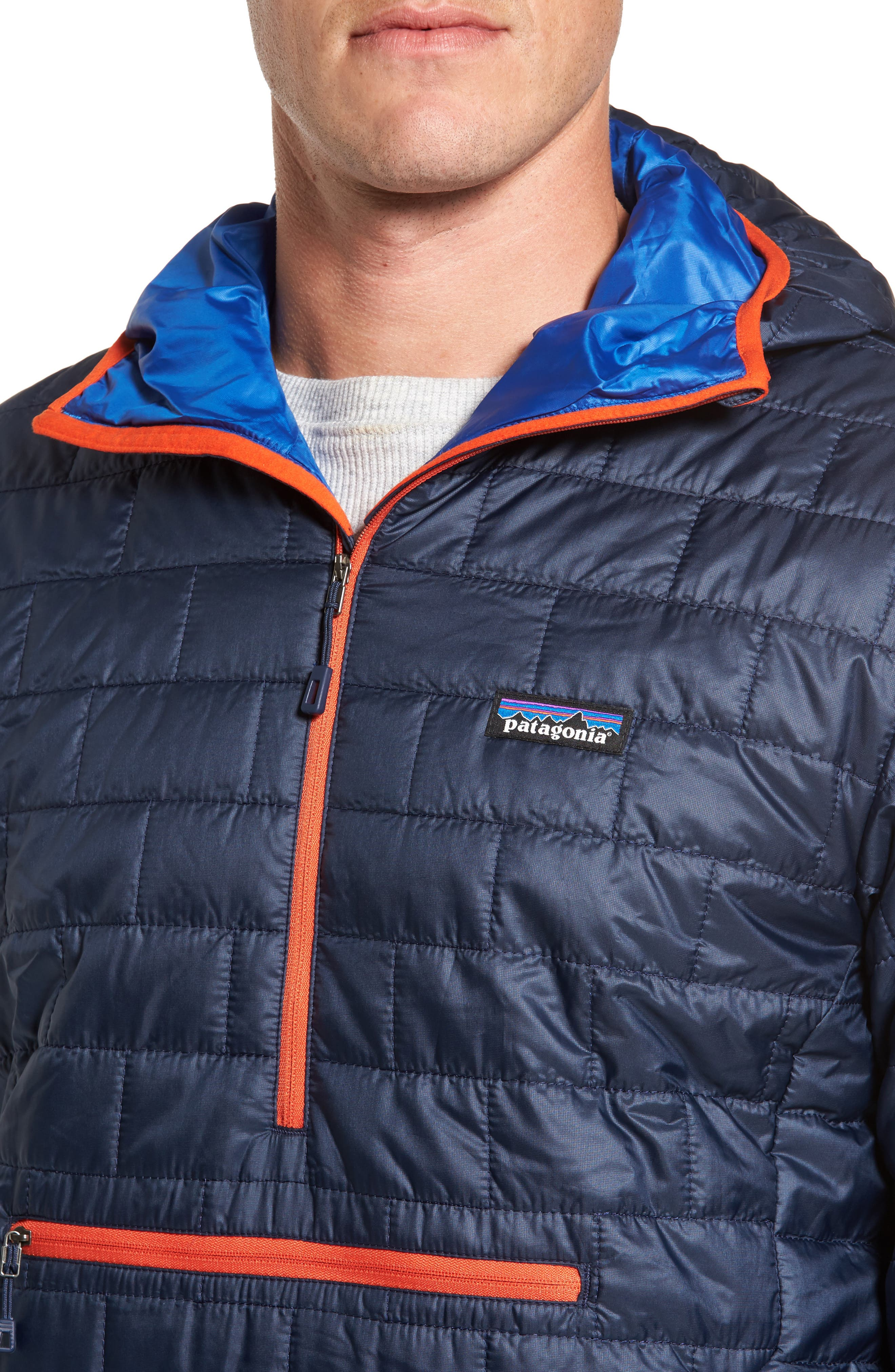Nano Puff<sup>®</sup> Bivy Regular Fit Water Resistant Jacket,                             Alternate thumbnail 14, color,