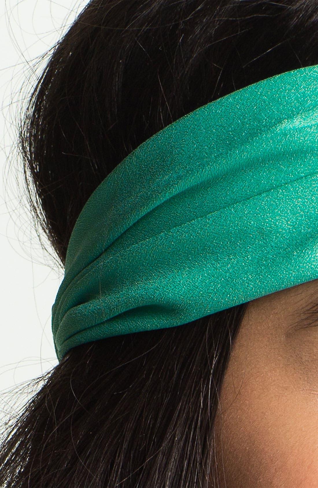 Twist Knot Headband,                             Alternate thumbnail 2, color,                             312
