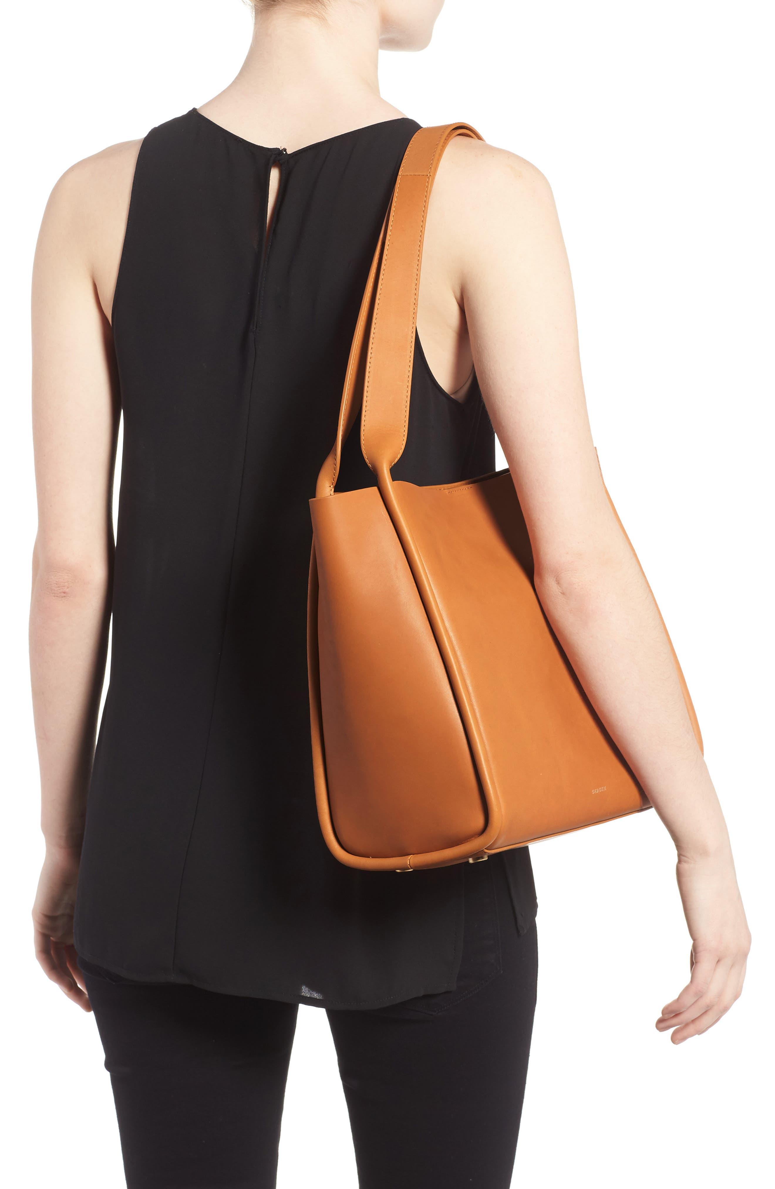 Karalie Shoulder Bag,                             Alternate thumbnail 4, color,