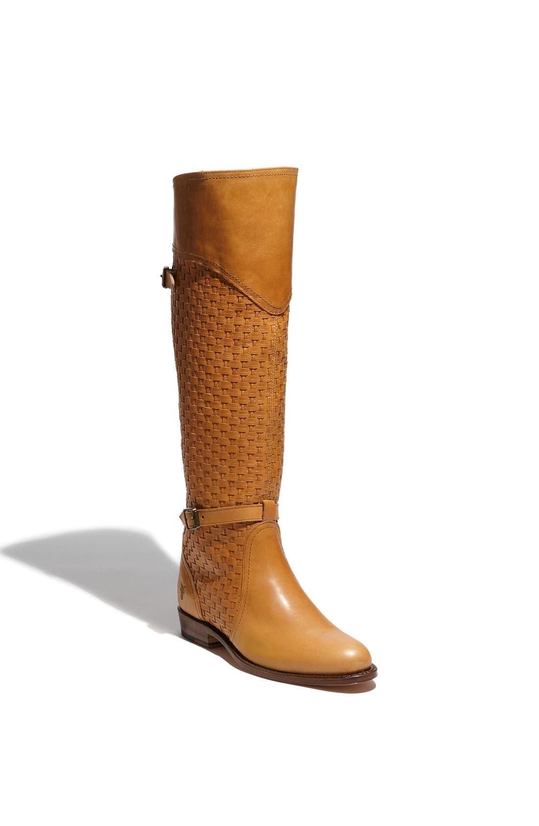 FRYE 'Dorado' Riding Boot, Main, color, 271