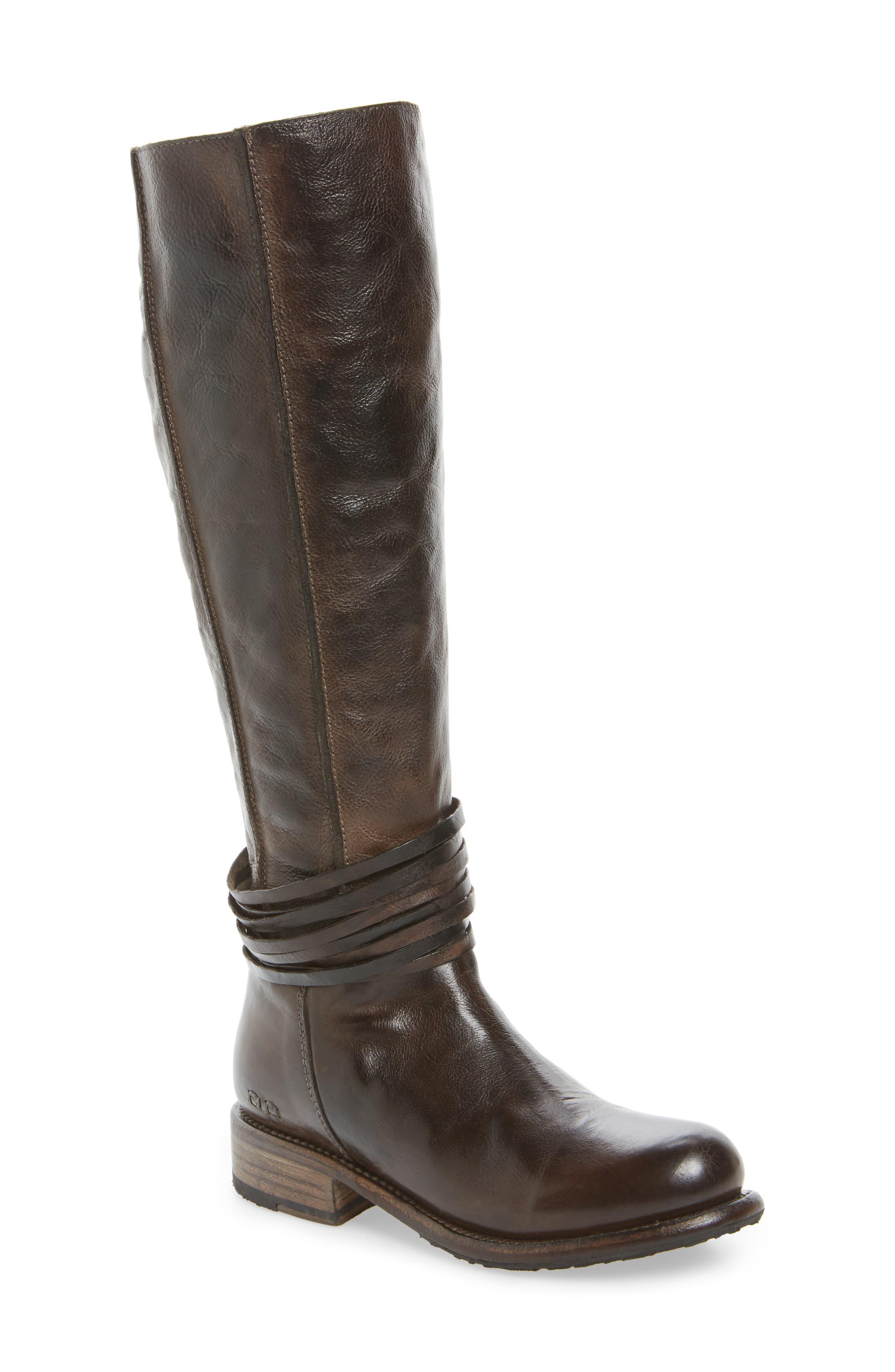 Weymouth Knee High Boot,                             Main thumbnail 1, color,                             200
