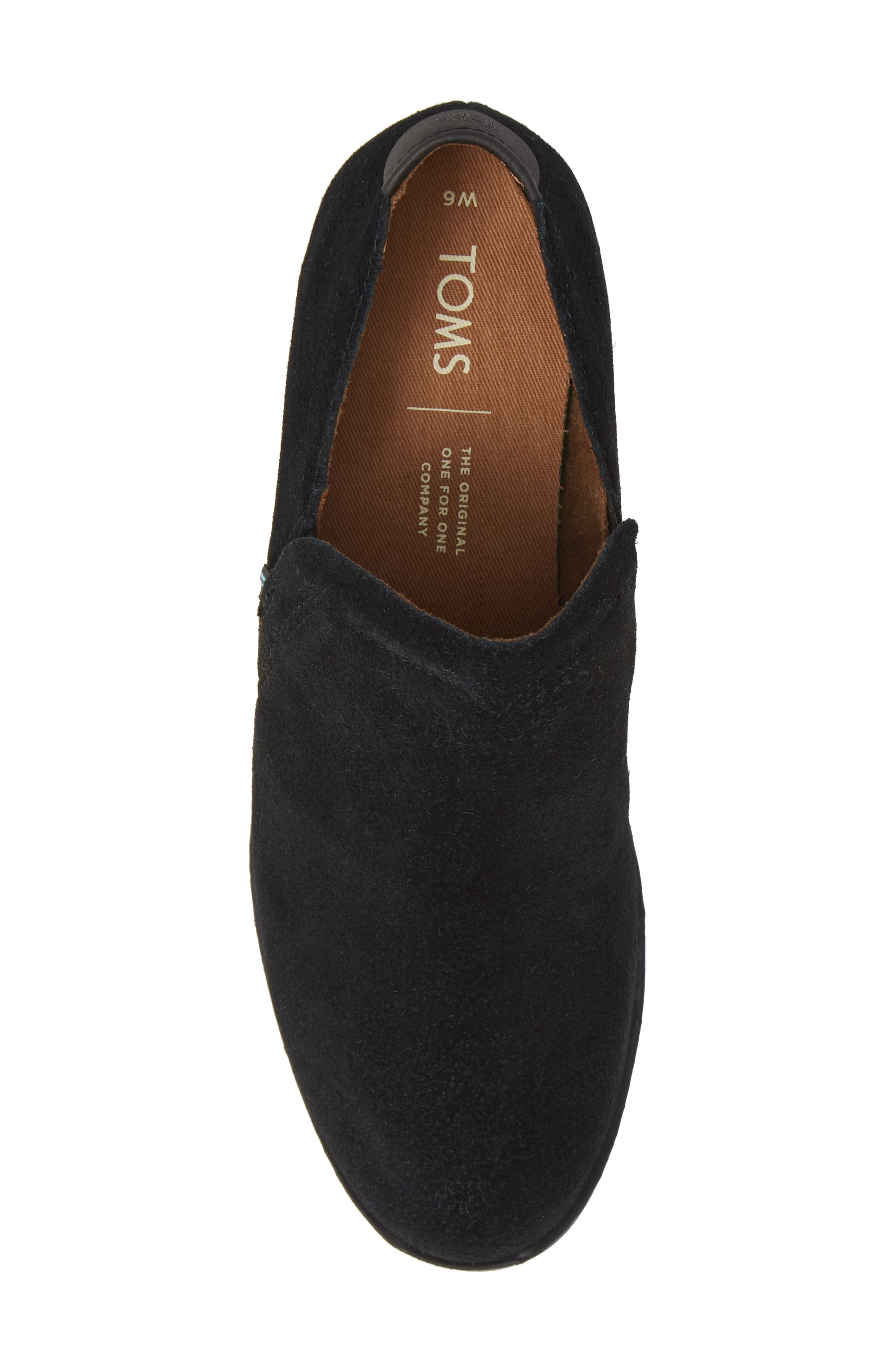 TOMS,                             Shaye Bootie,                             Alternate thumbnail 5, color,                             001