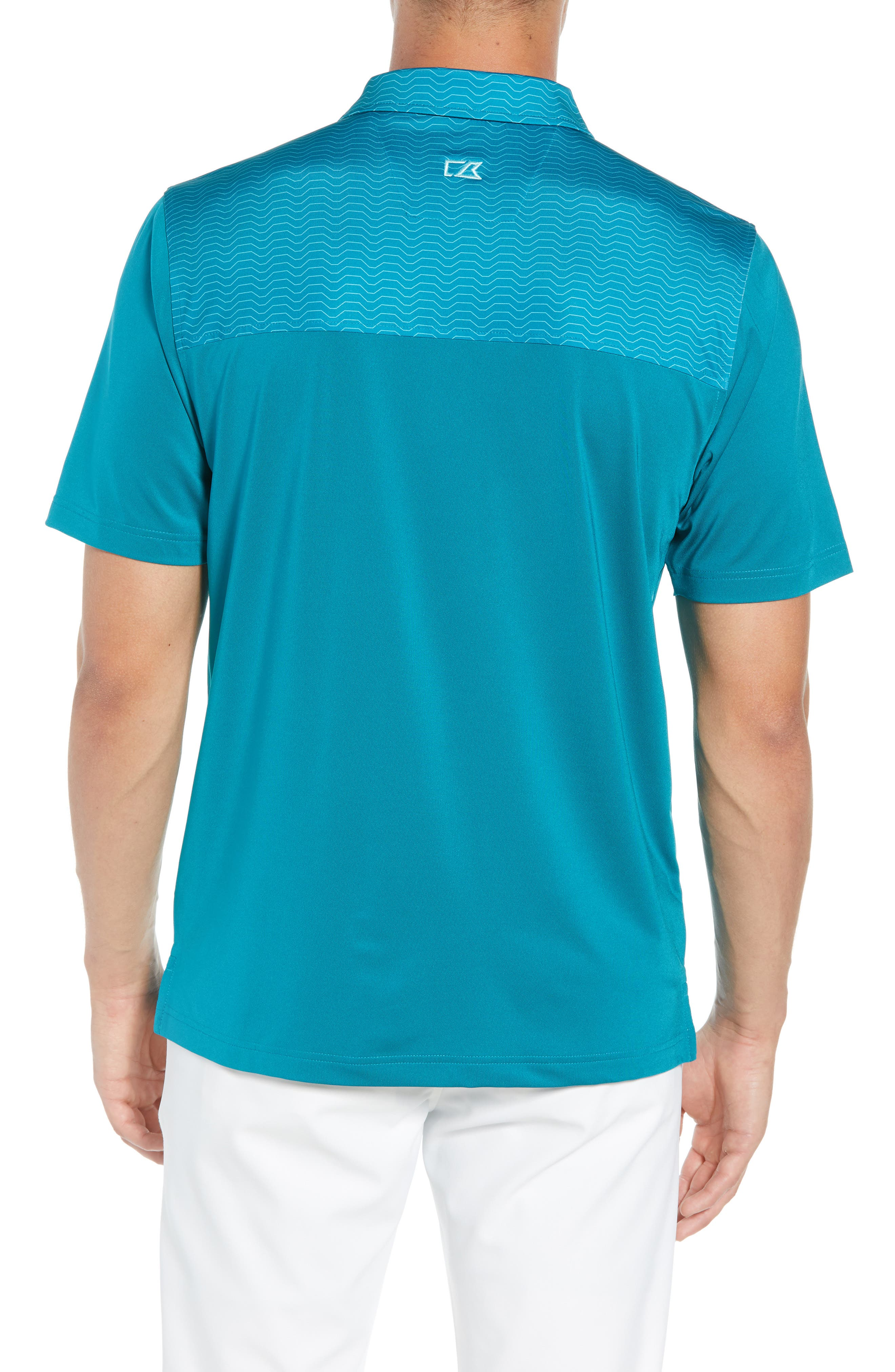 CUTTER & BUCK,                             Kevin DryTec Polo,                             Alternate thumbnail 2, color,                             400