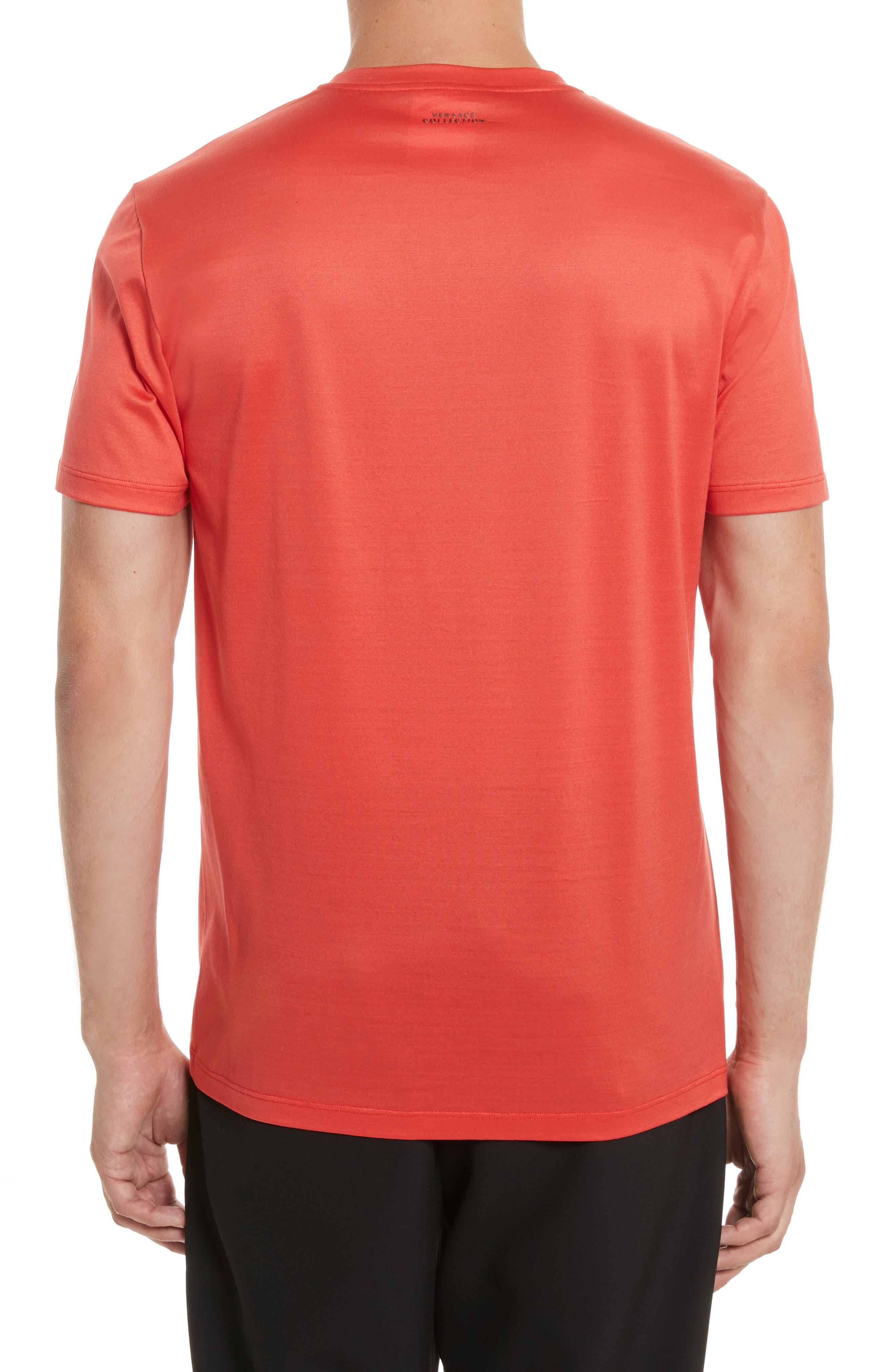 Barcode Medusa Graphic T-Shirt,                             Alternate thumbnail 2, color,                             600