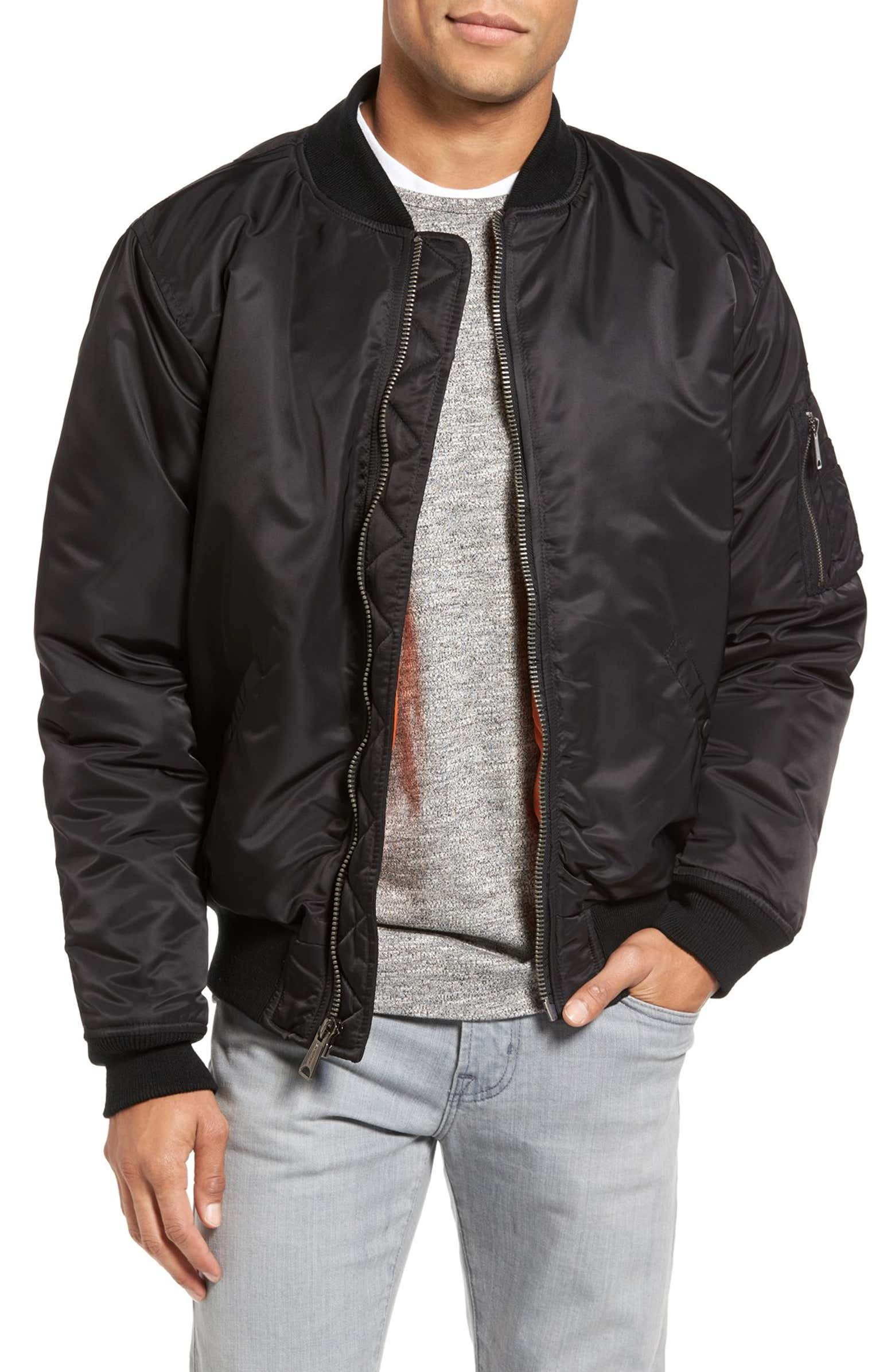 Schott NYCA MA-1 Flight Jacket