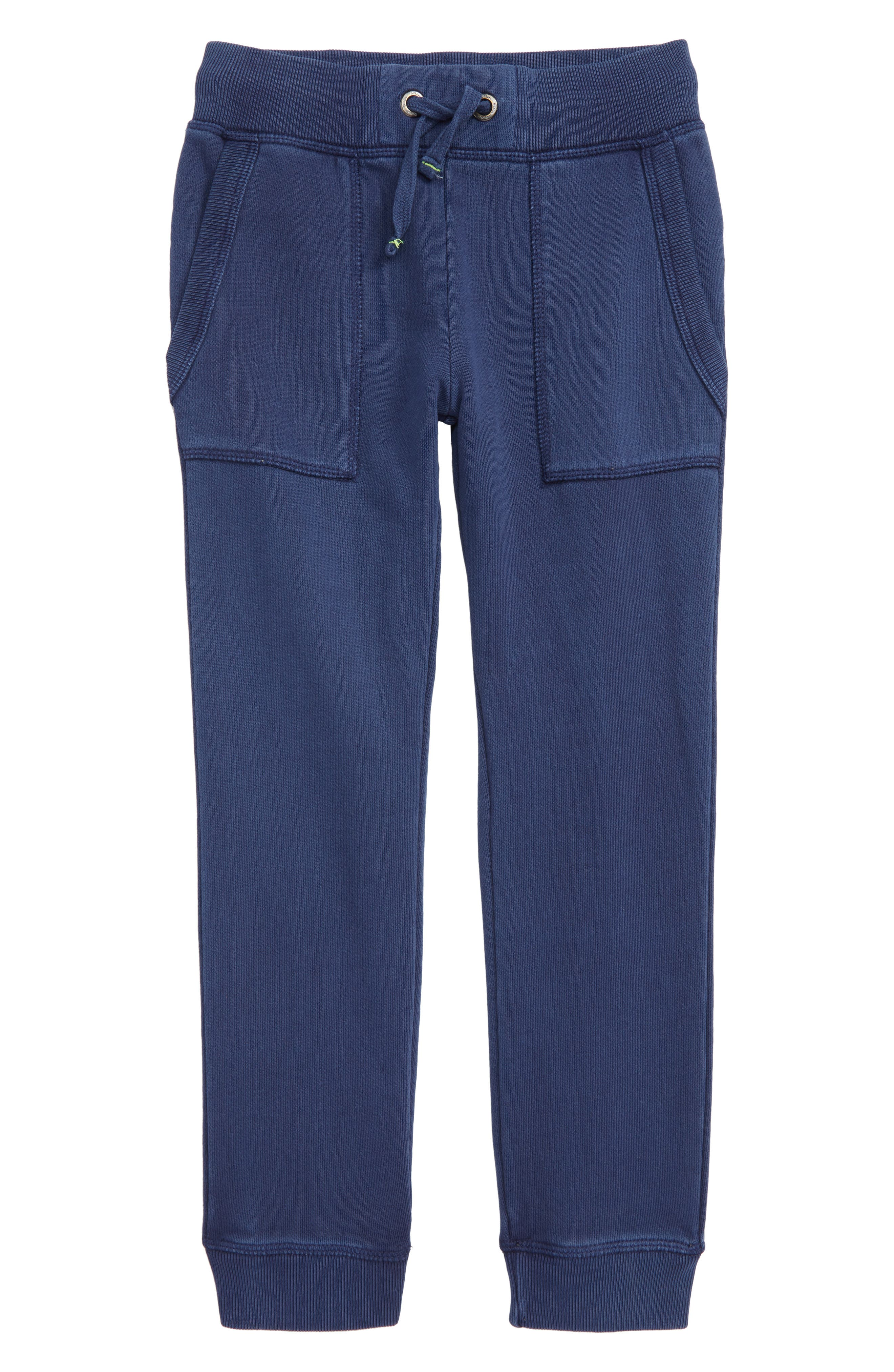 Toddler Boys Mini Boden Everyday Jogger Pants Size 3Y  Blue