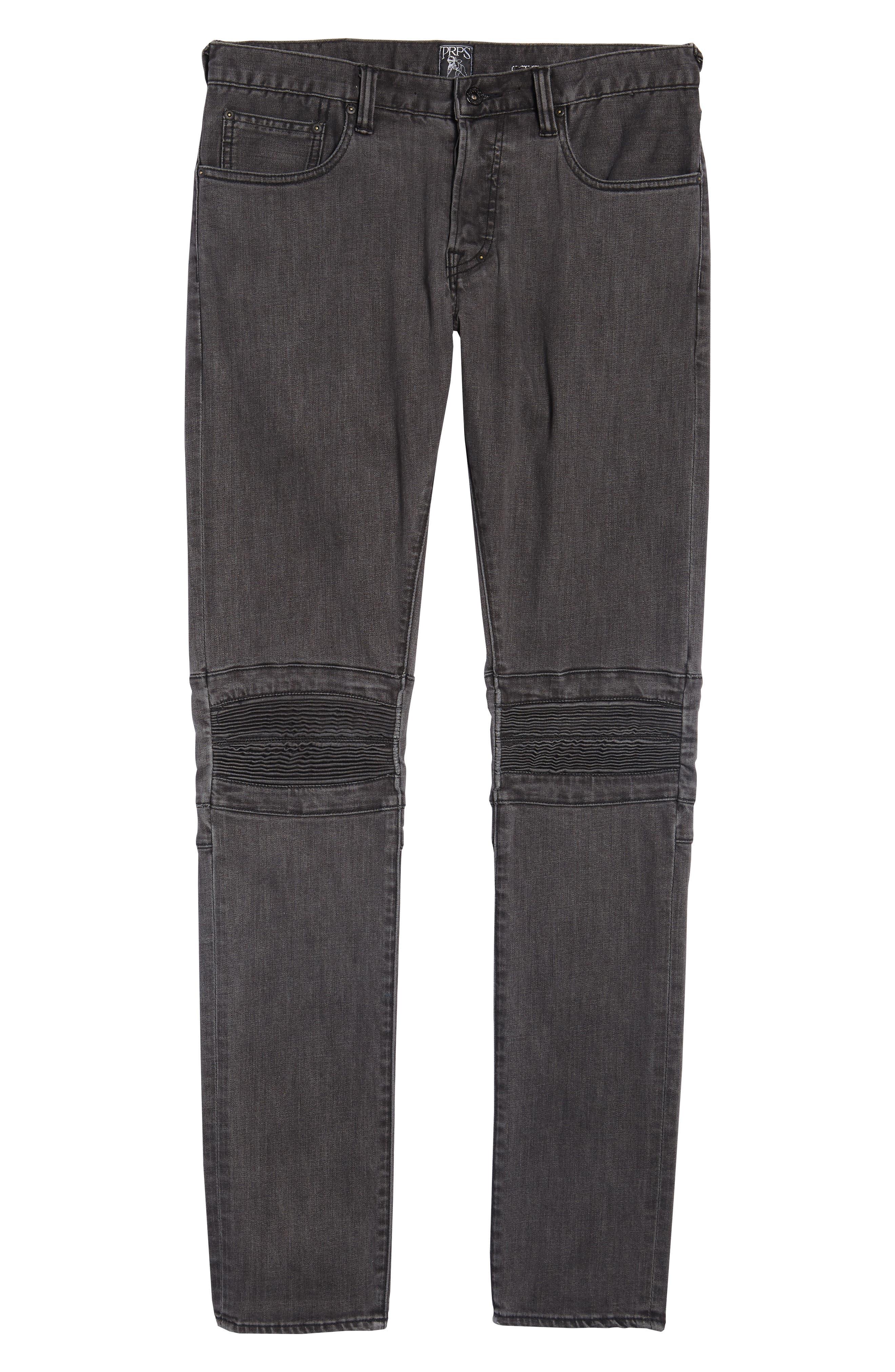 Le Sabre Slim Fit Jeans,                             Alternate thumbnail 6, color,                             FESTIVAL