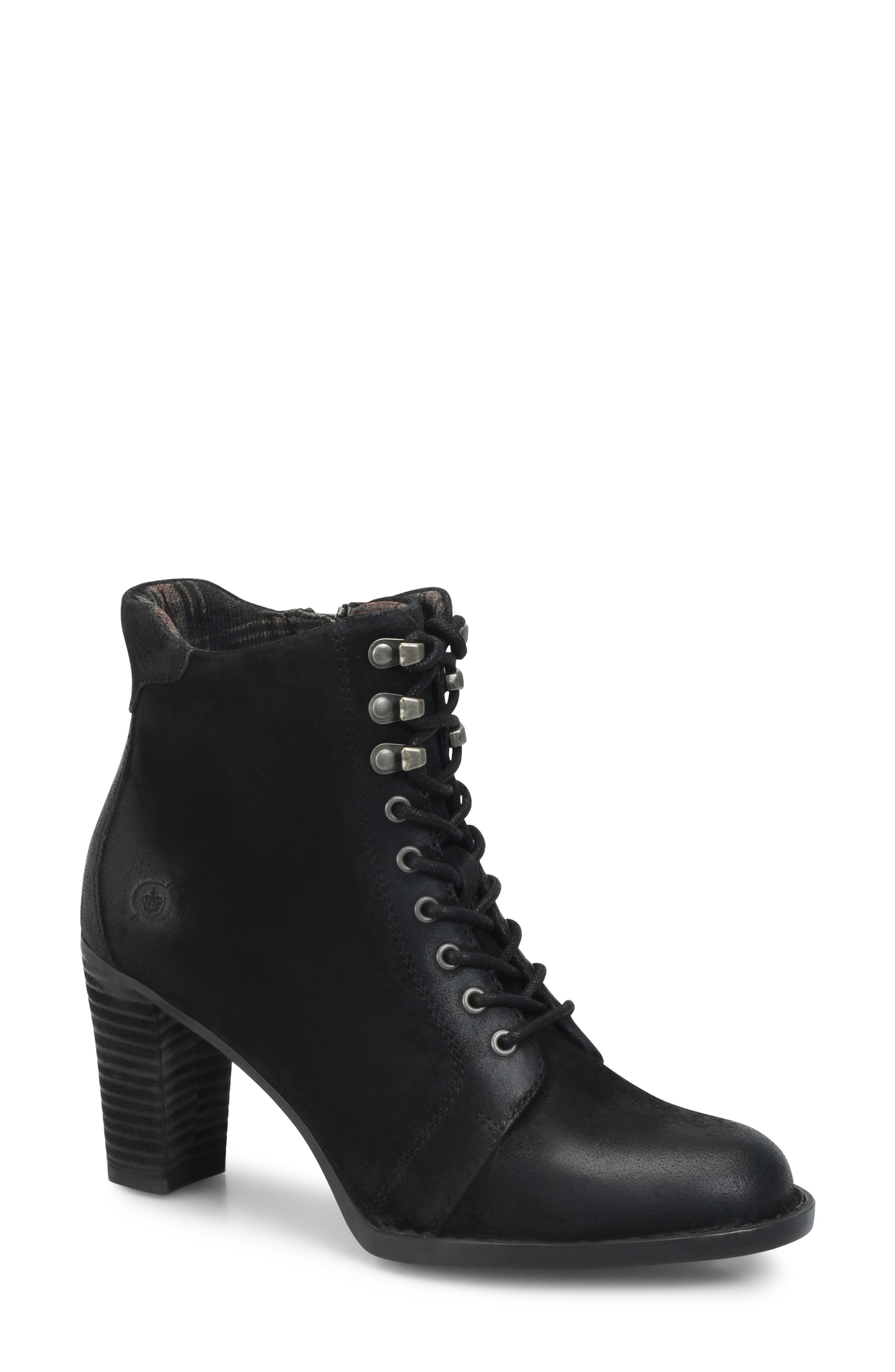 B?rn Gosford Lace-Up Boot, Black