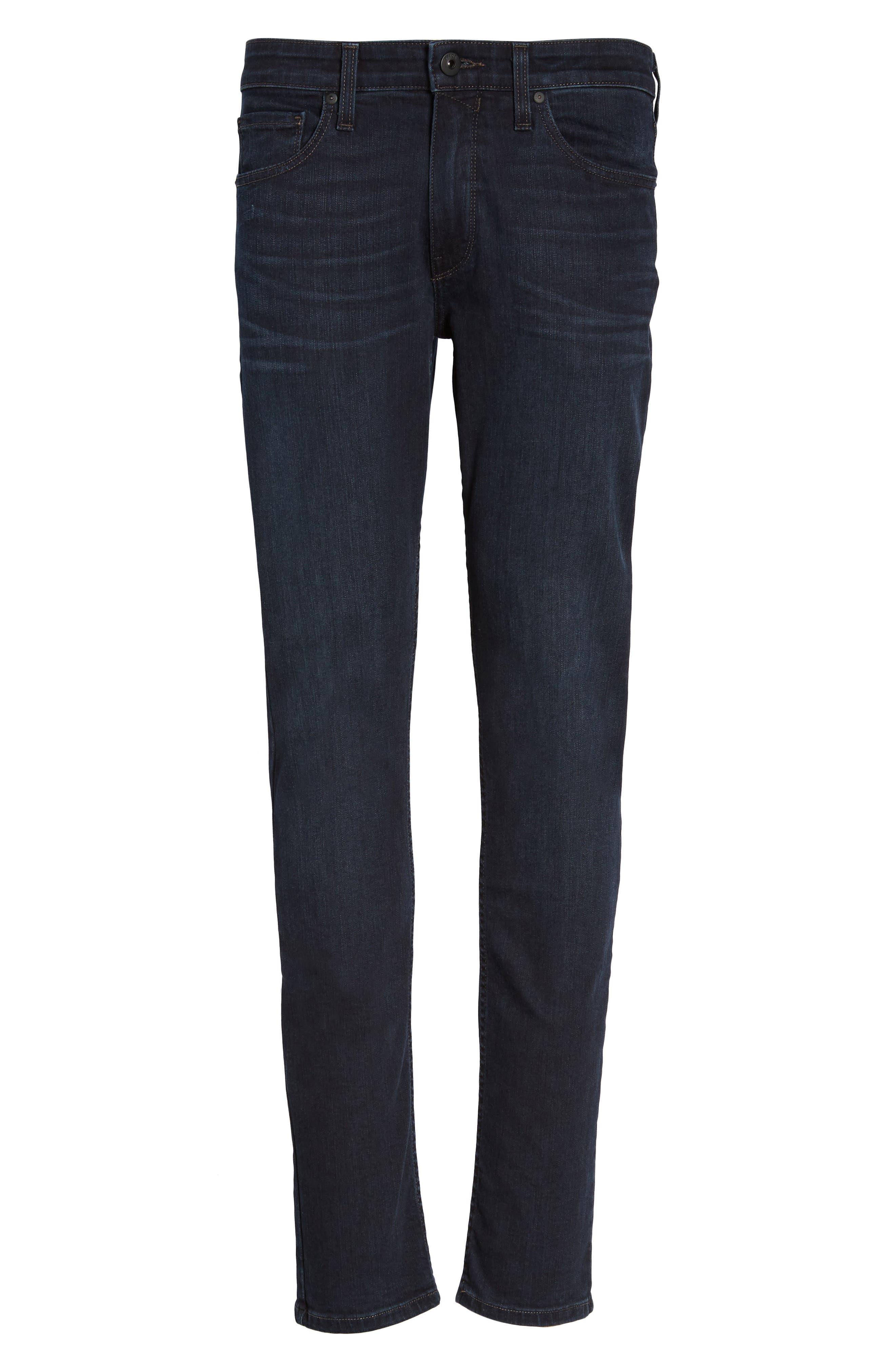 Lennox Slim Fit Jeans,                             Alternate thumbnail 6, color,