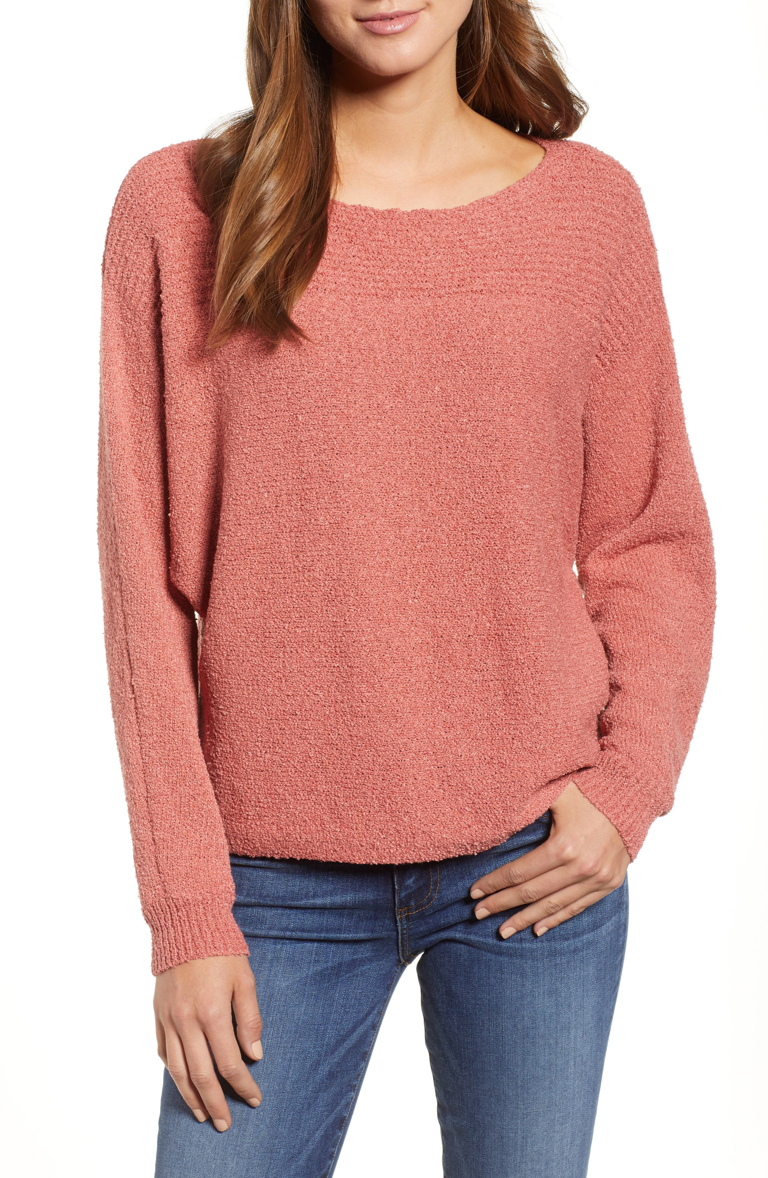 Calson<sup>®</sup> Dolman Sleeve Sweater,                             Main thumbnail 6, color,