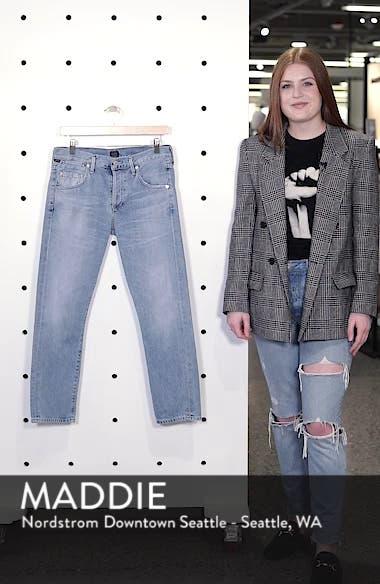 Emerson Slim Fit Boyfriend Jeans, sales video thumbnail