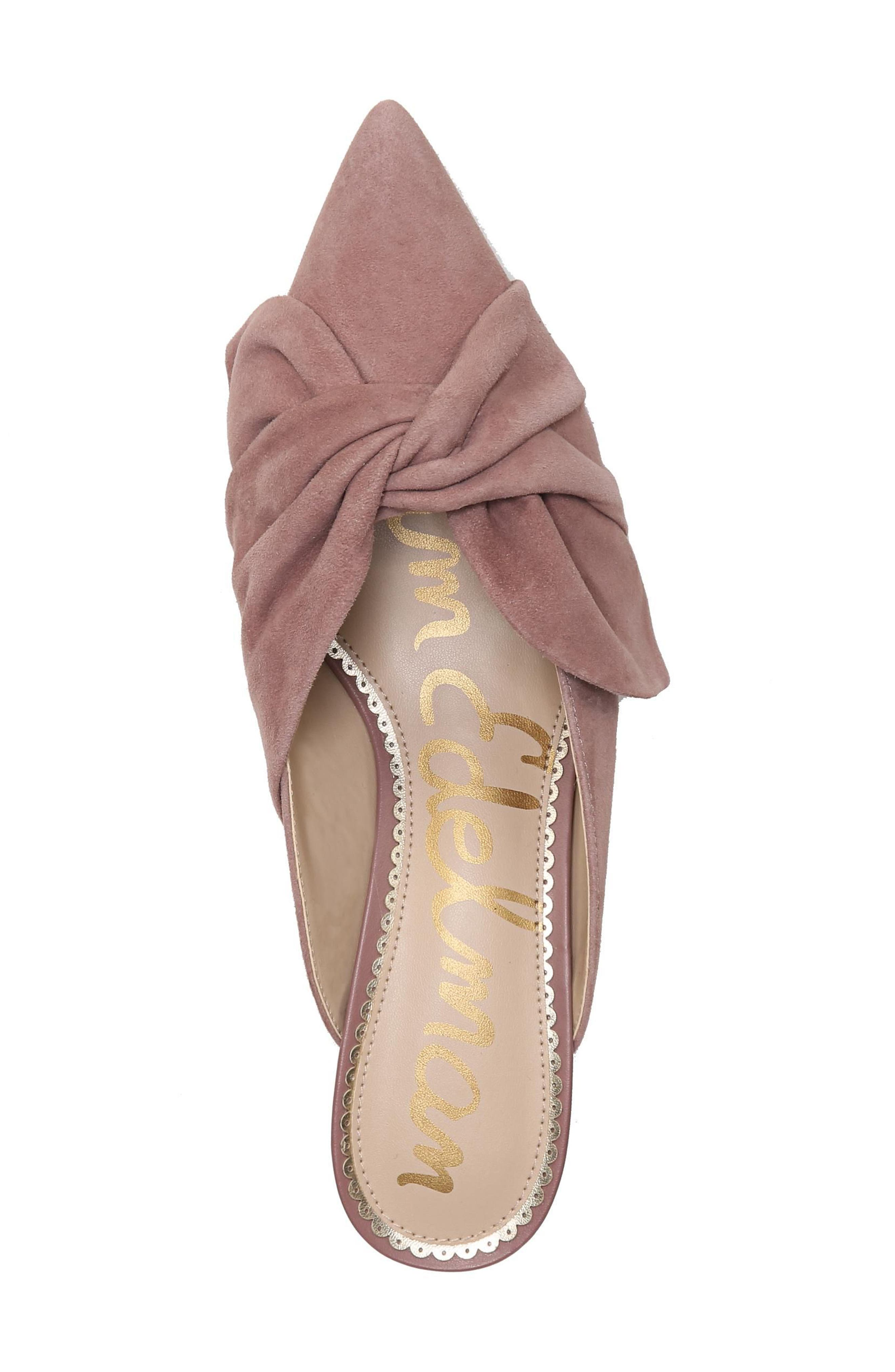 Laney Pointy Toe Mule,                             Alternate thumbnail 29, color,